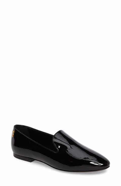 Saint Laurent Smoking Slipper (Women)