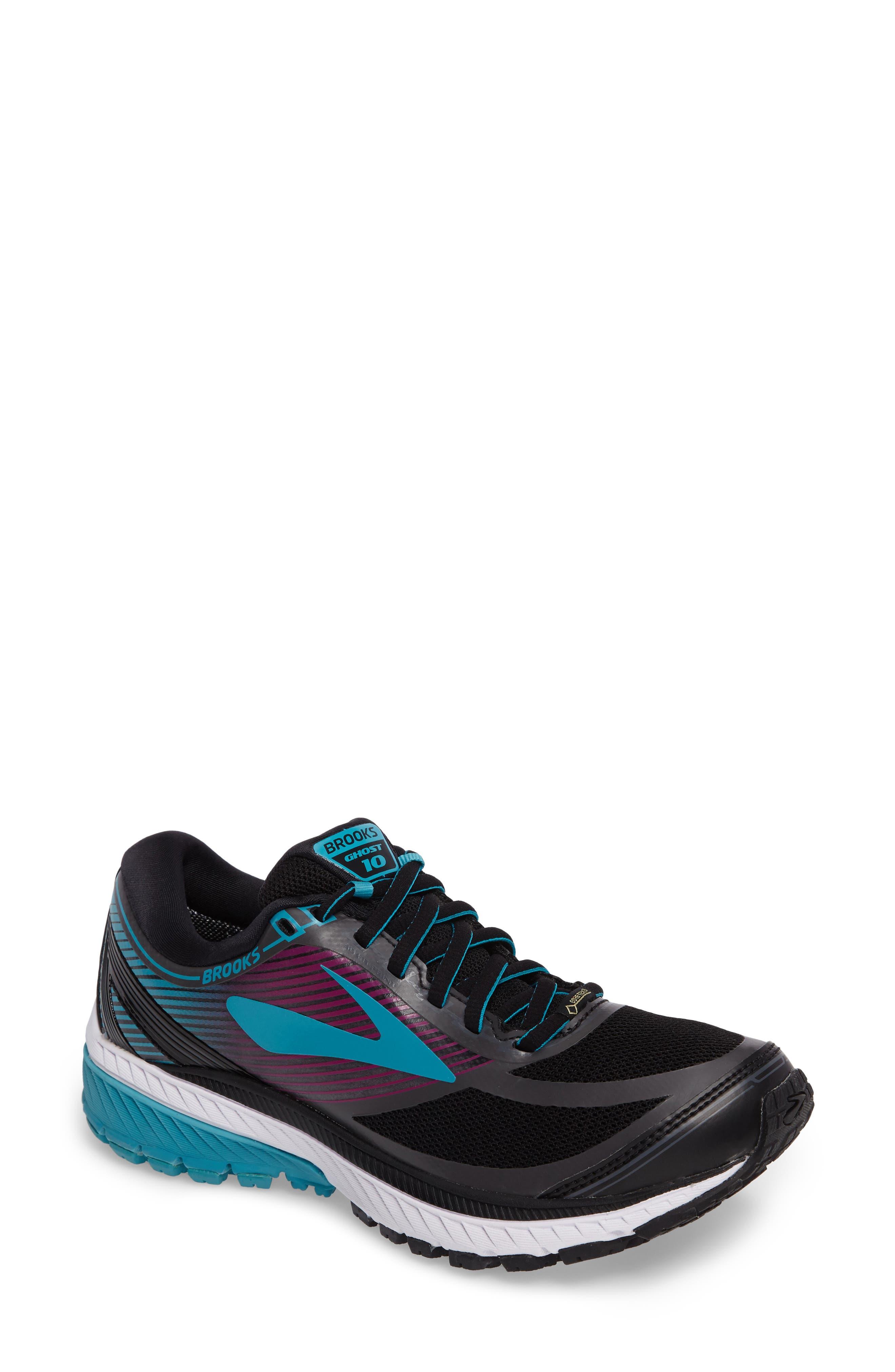 Brooks Ghost 10 GTX Waterproof Running Shoe (Women)
