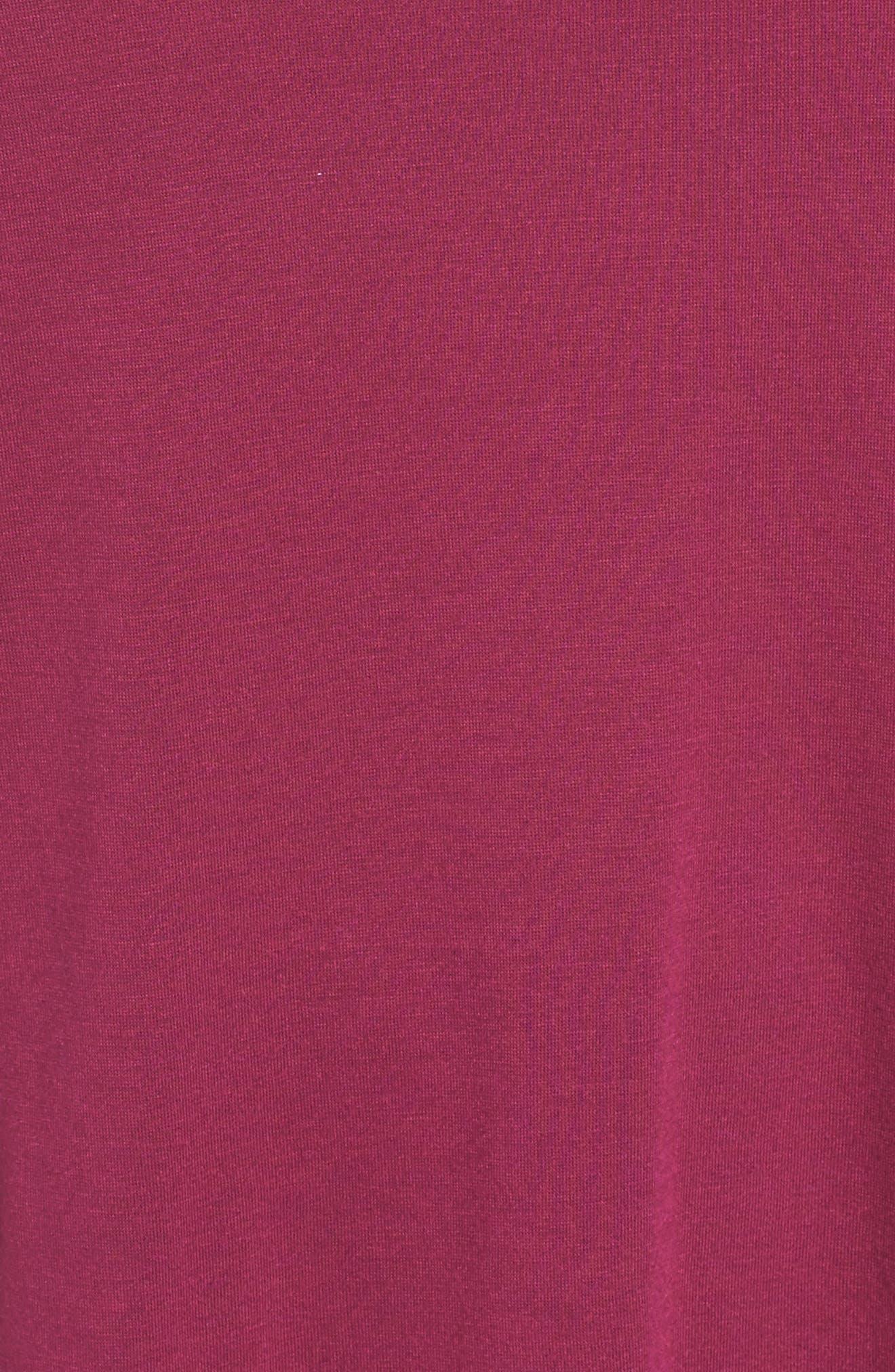 Alternate Image 6  - Natori 'Zen Floral' Pajamas (Plus Size)