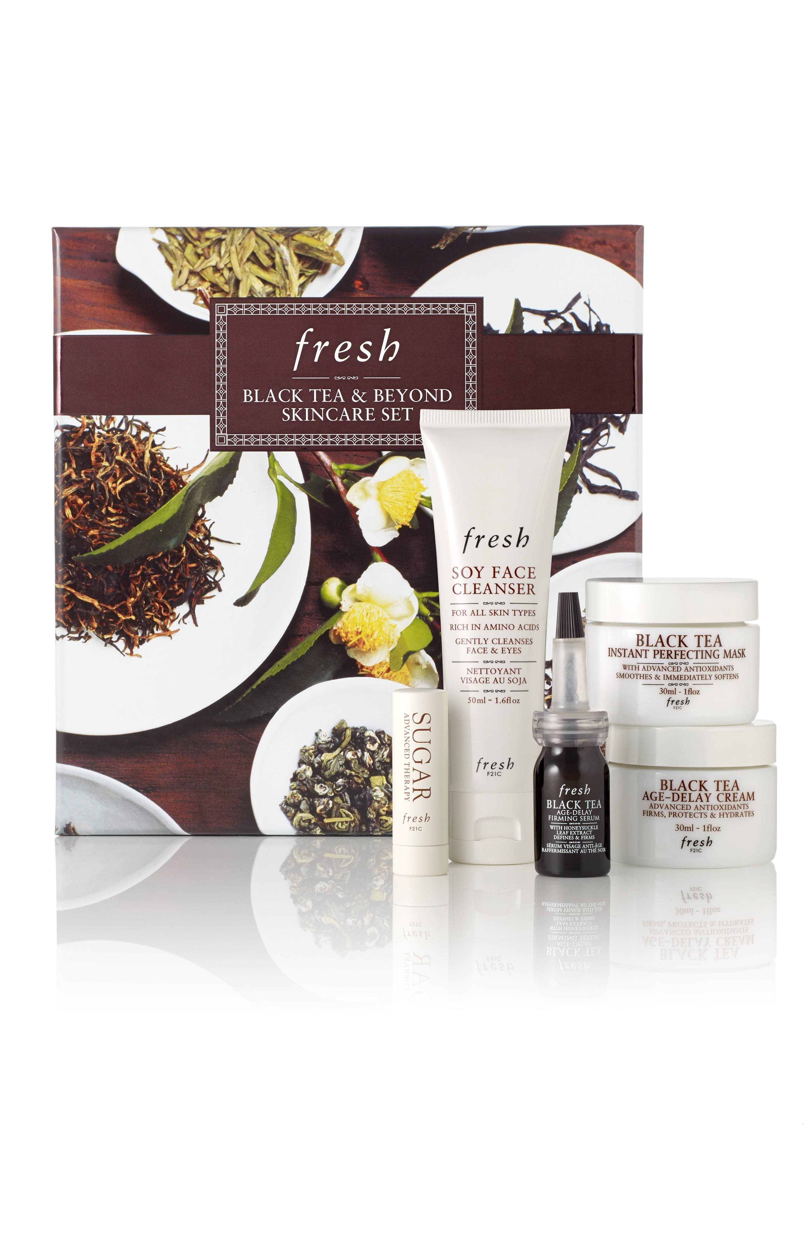 Fresh® Black Tea & Beyond Skin Care Set (Nordstrom Exclusive) ($127 Value)