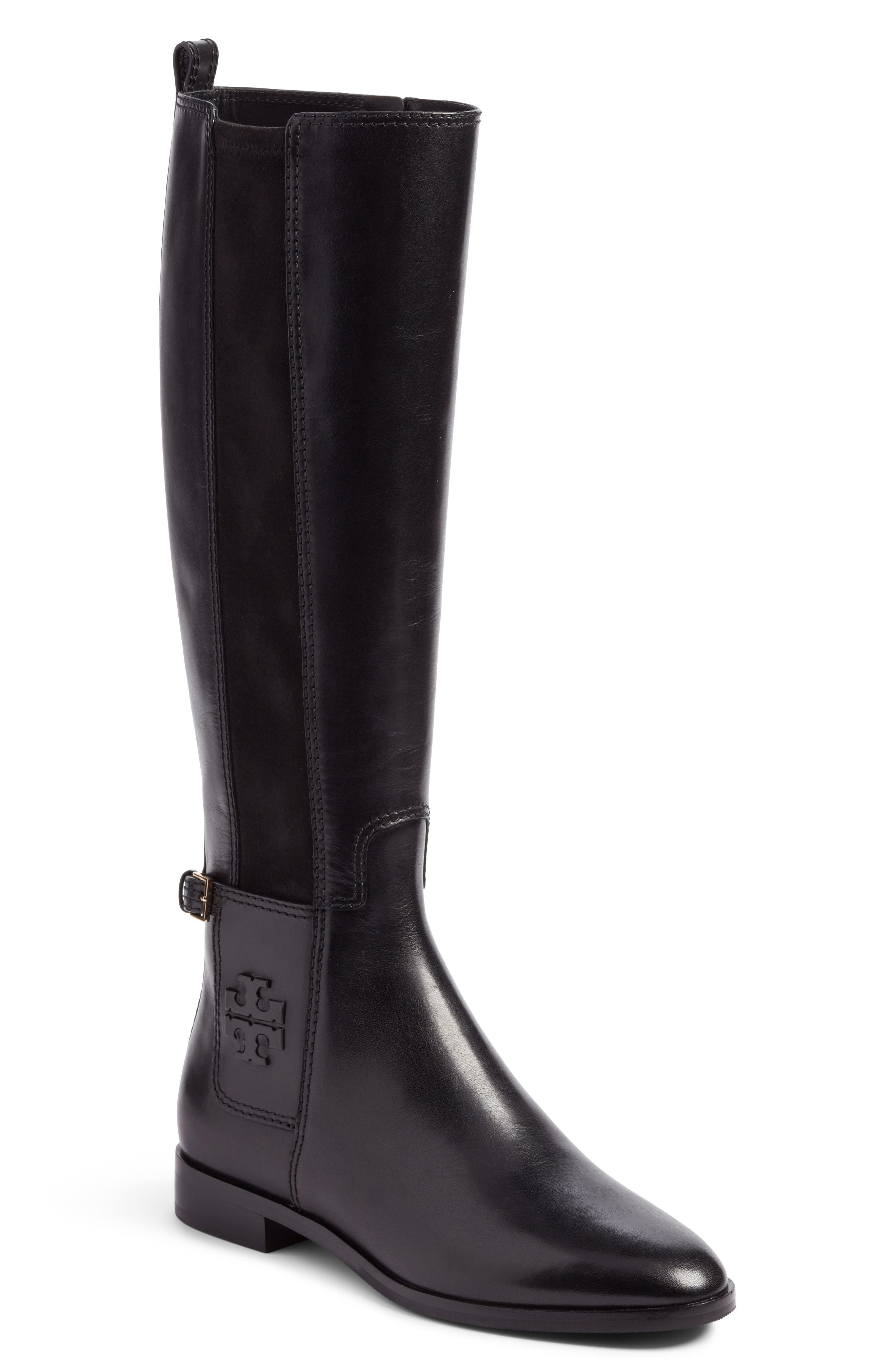 Tory Burch Wyatt Riding Boot (Women)