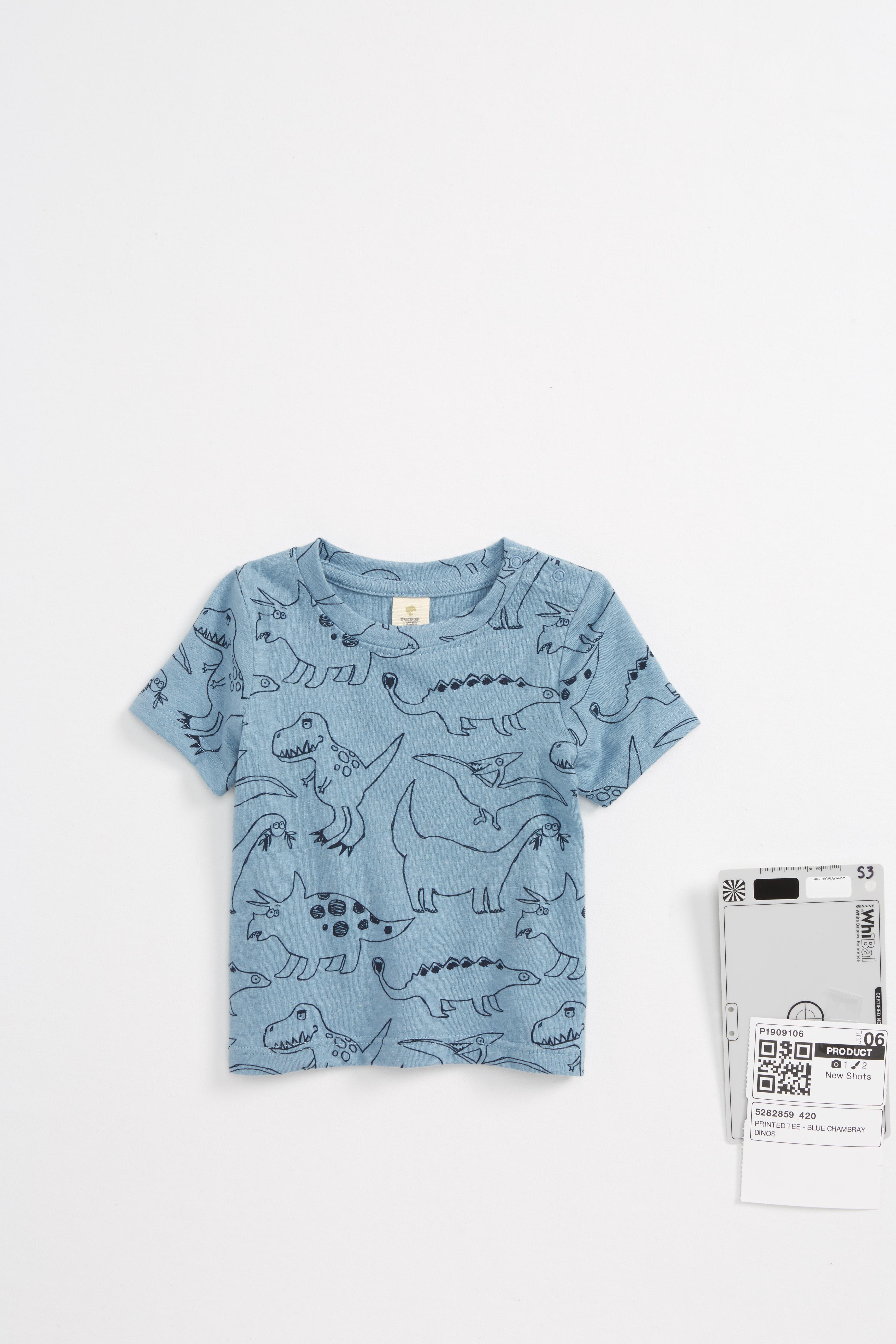 Tucker + Tate Dino Print T-Shirt (Baby Boys)