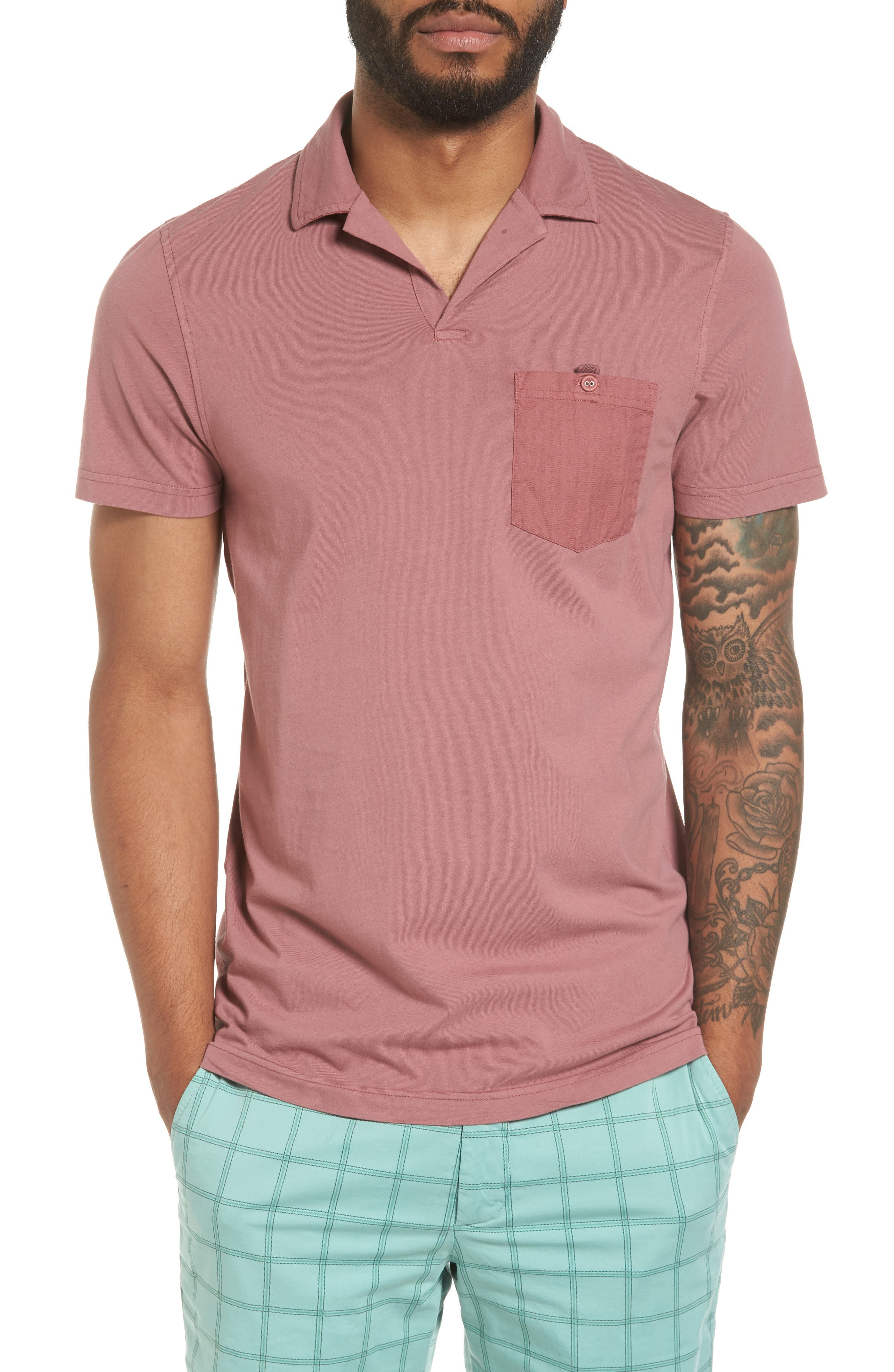 Ted Baker London Stelly Modern Slim Fit Polo