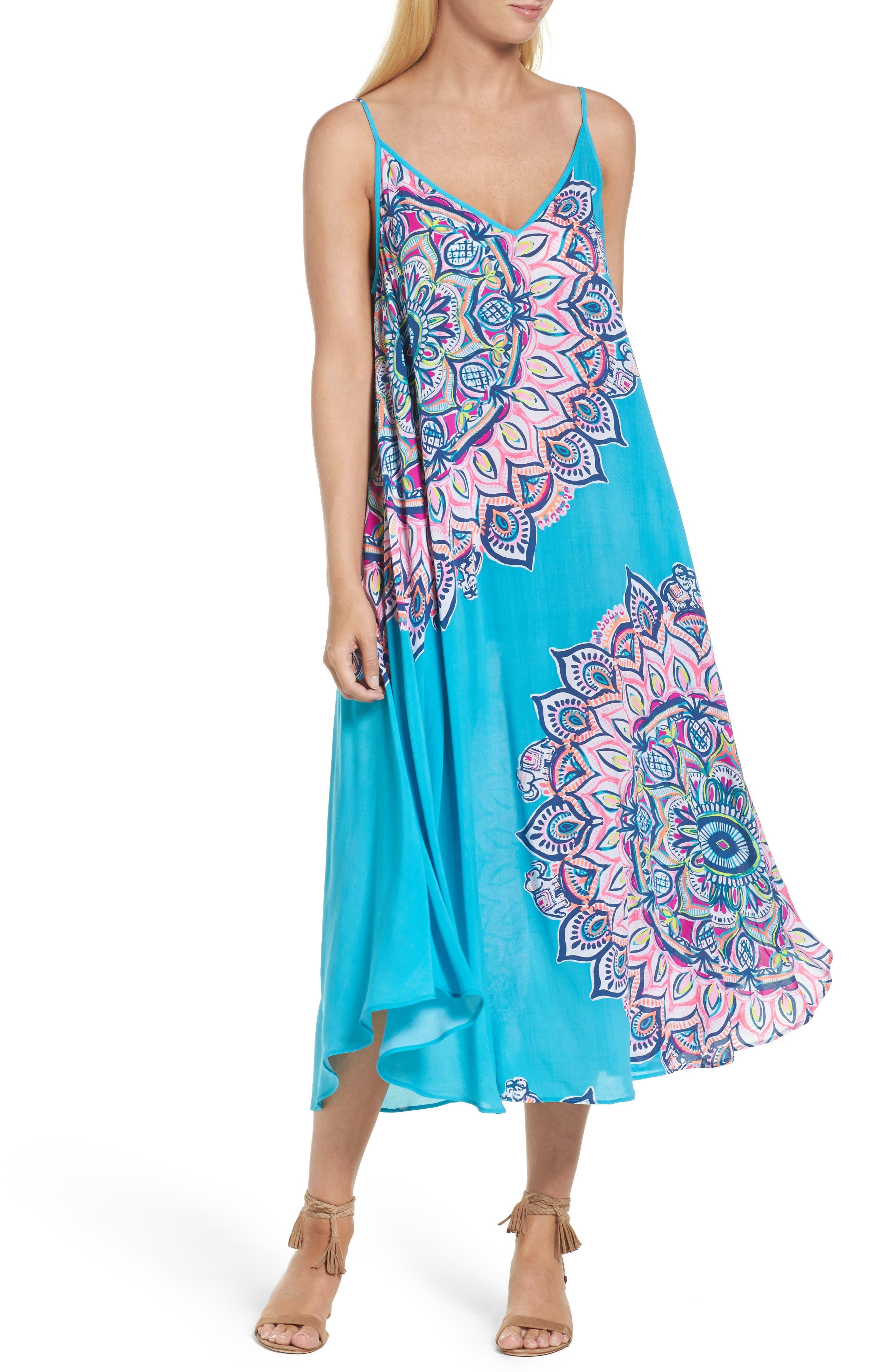 Lilly Pulitzer® Rilee Midi Dress