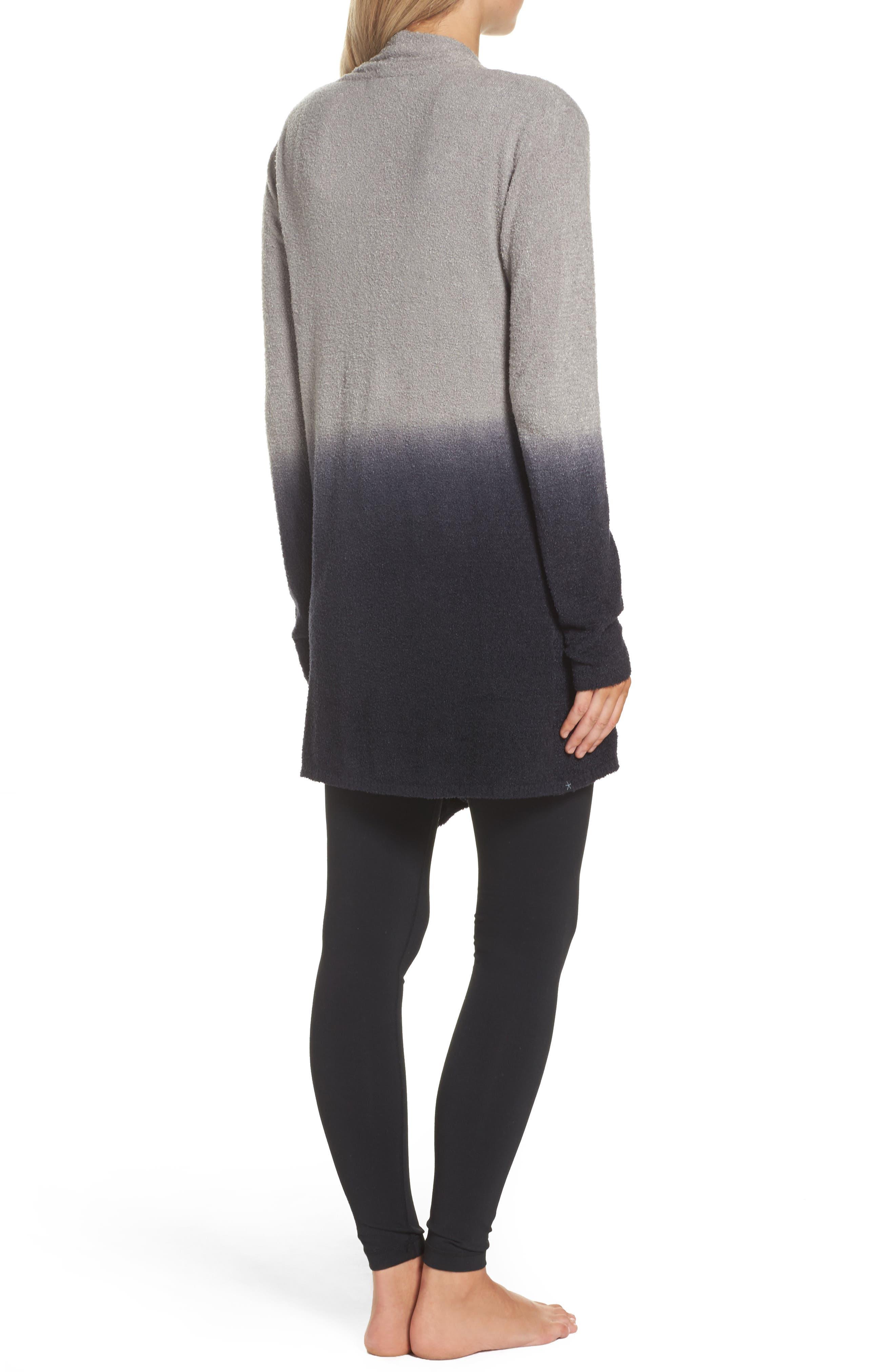 Alternate Image 2  - Barefoot Dreams® CozyChic Lite® Calypso Wrap Cardigan (Nordstrom Exclusive)