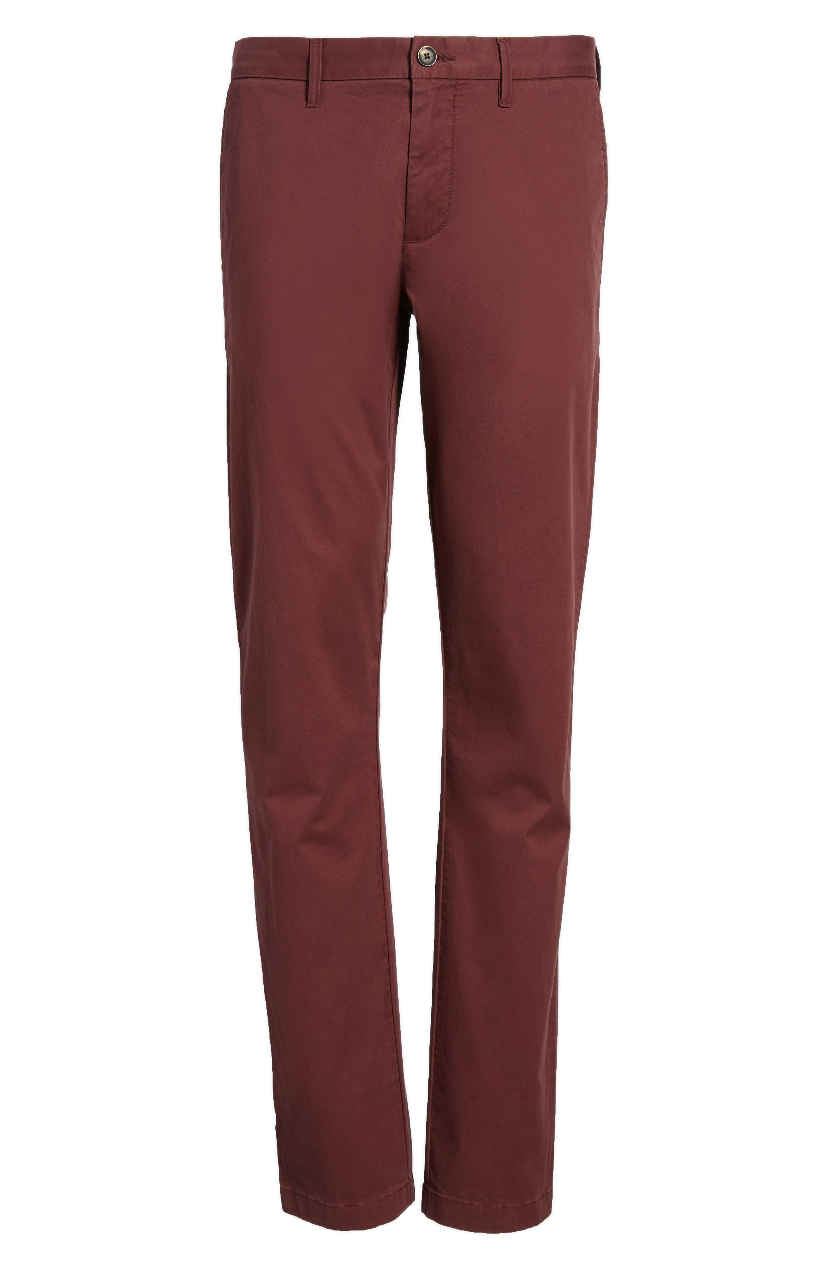 Nordstrom Men's Shop Ballard Slim Fit Stretch Chinos (Regular)