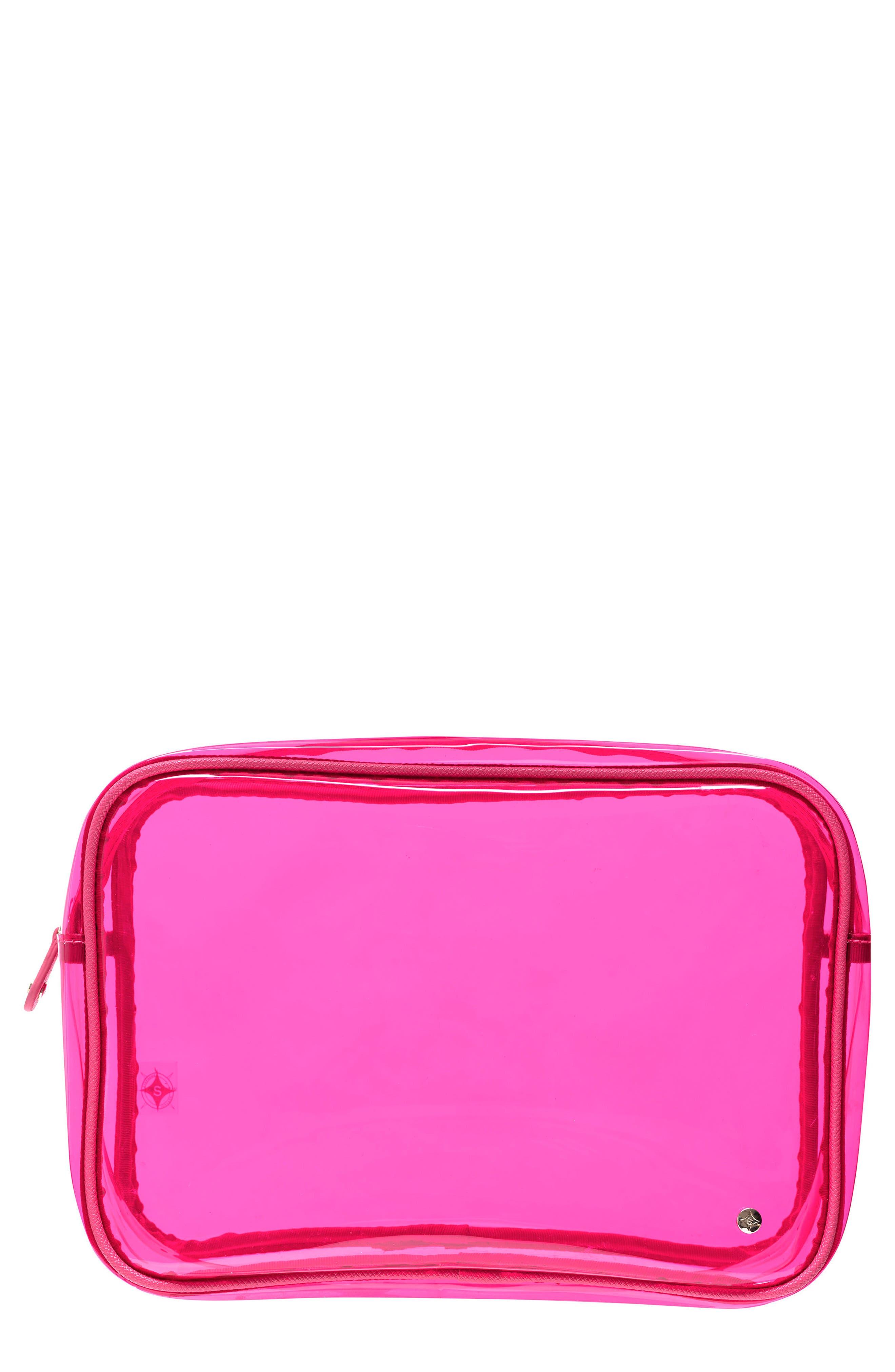 Stephanie Johnson Miami Jumbo Zip Cosmetics Case