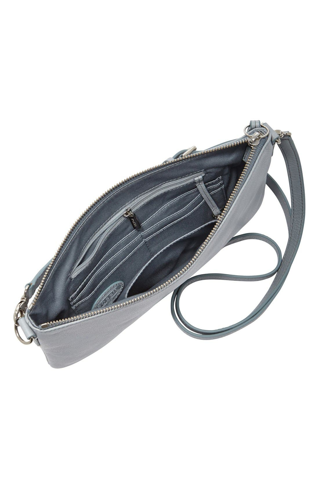 Alternate Image 3  - Fossil 'Sydney' Crossbody Bag