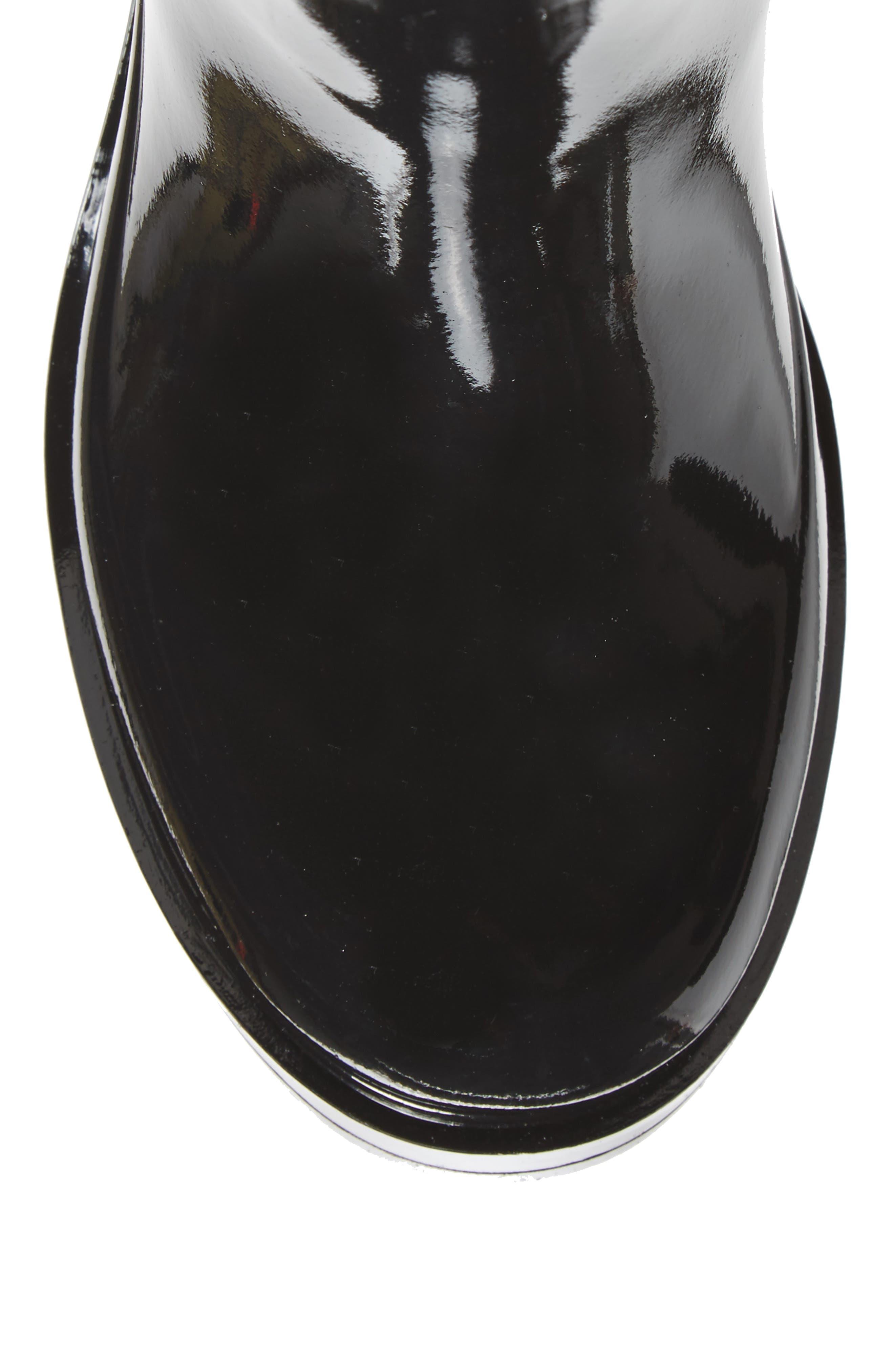 Alternate Image 5  - Hunter Original Refined Wedge Rain Boot (Women)