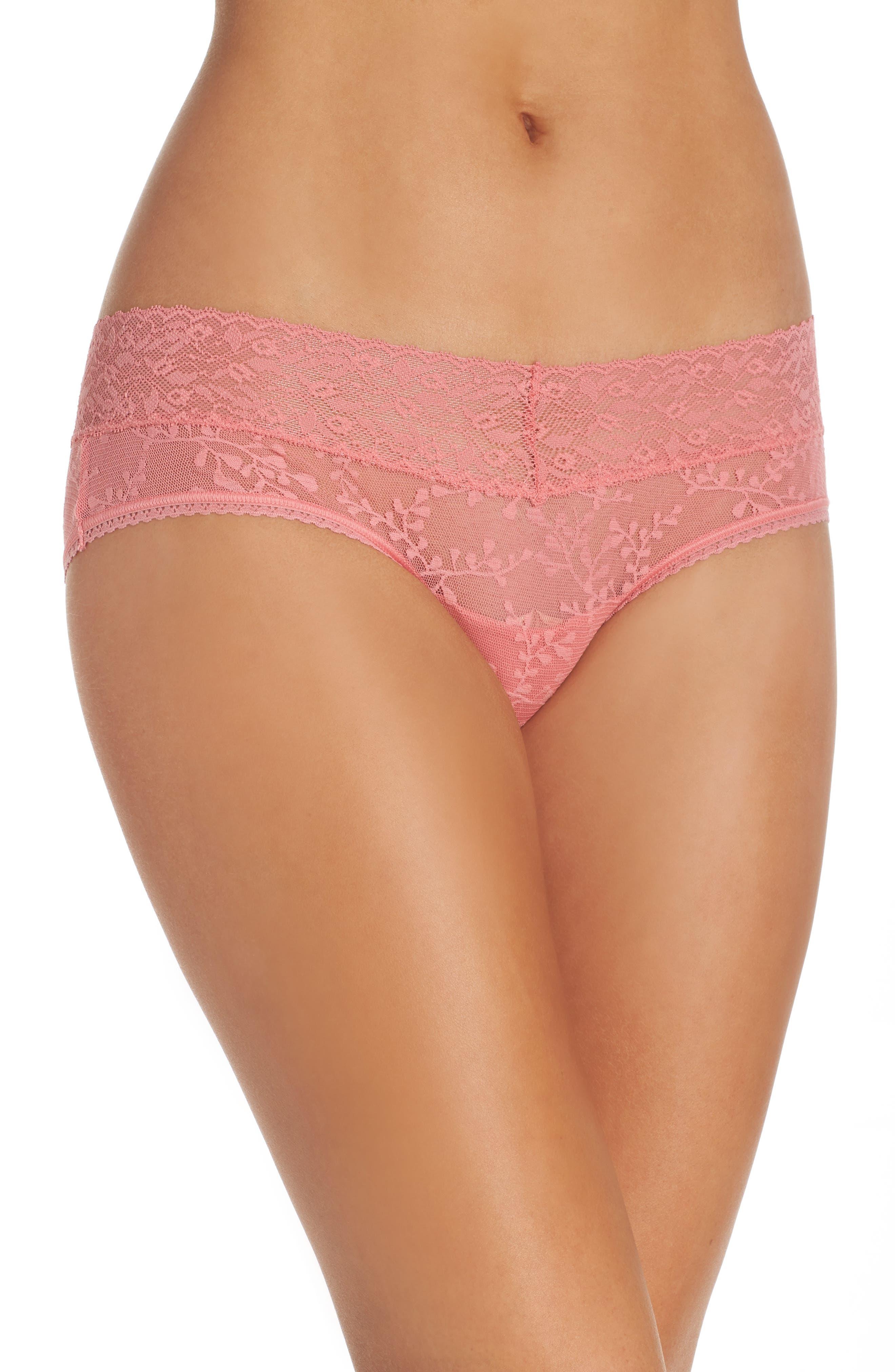 Calvin Klein Hipster Panties (3 for $33)
