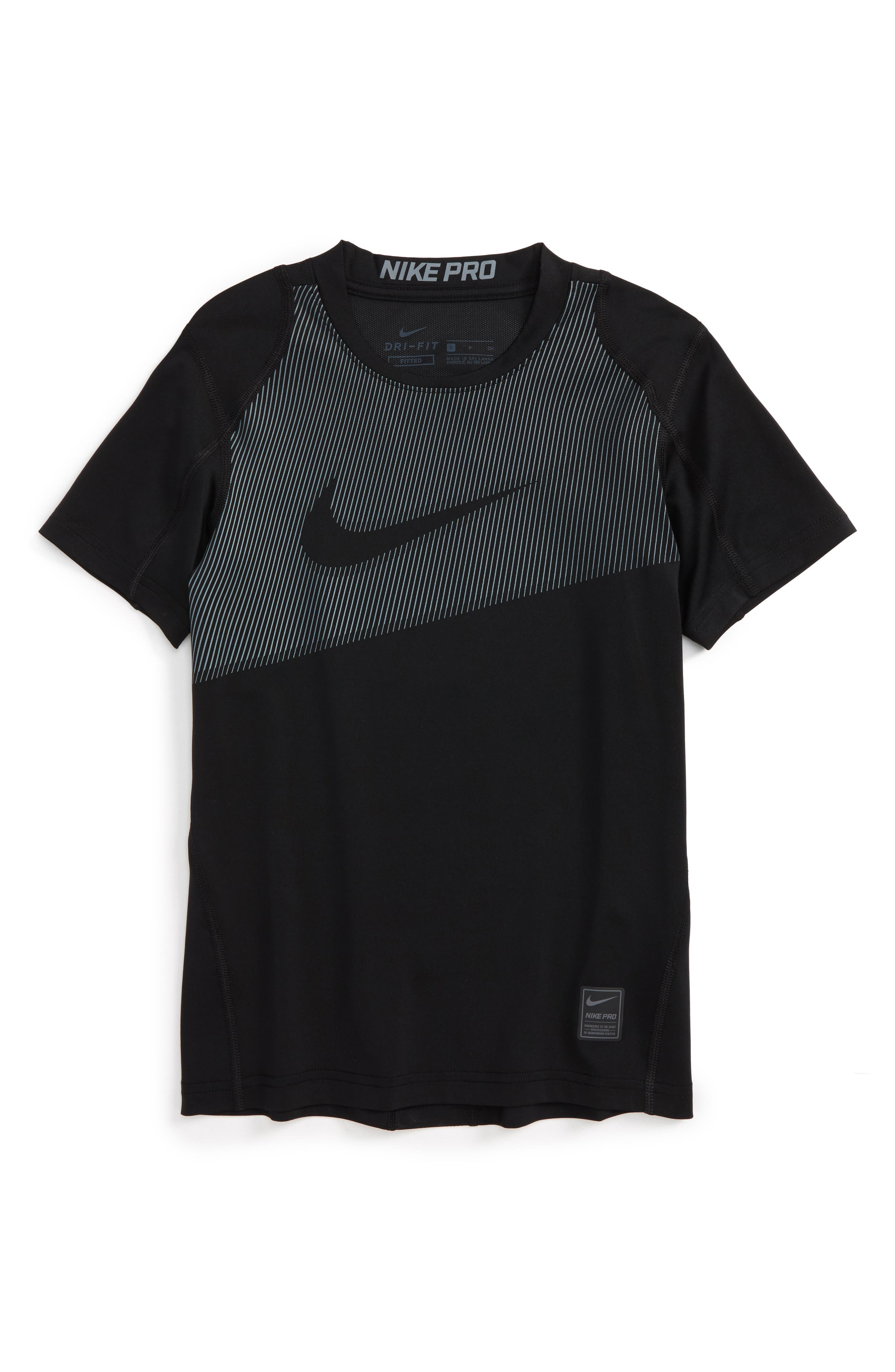 Nike GFX Pro Cool Fitted T-Shirt (Little Boys & Big Boys)