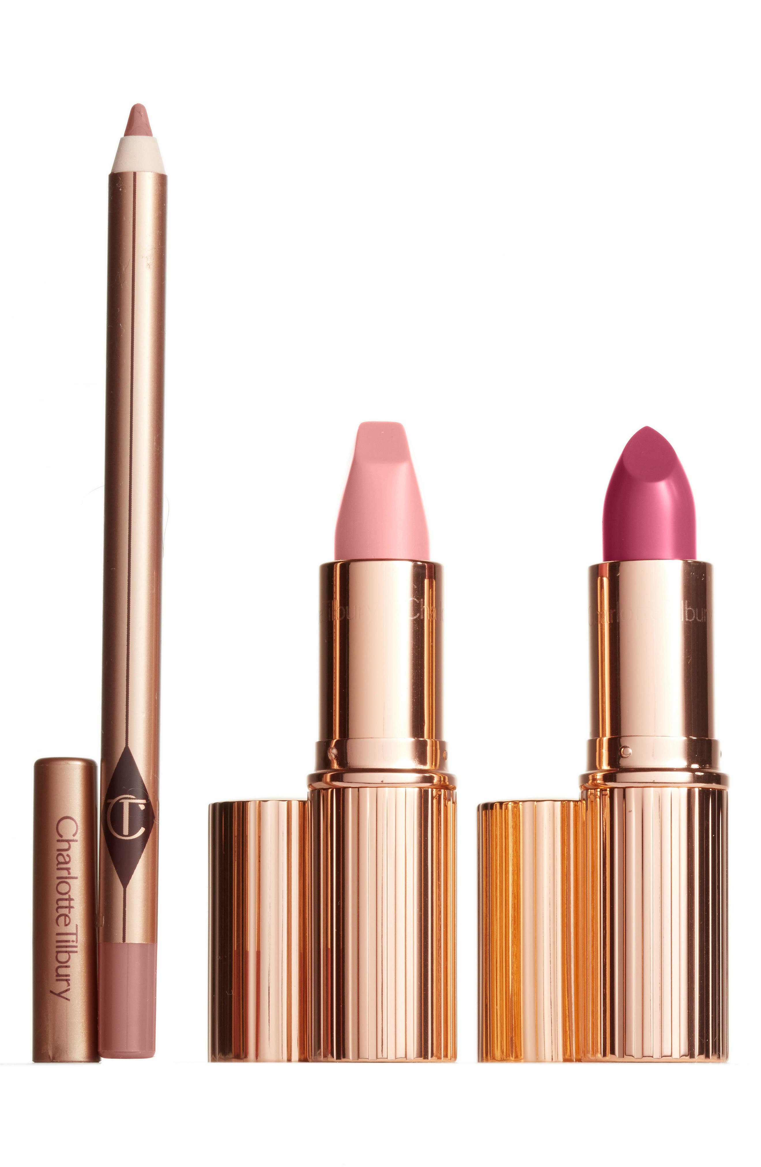 Charlotte Tilbury Hot Lips Lipstick Set ($90 Value)