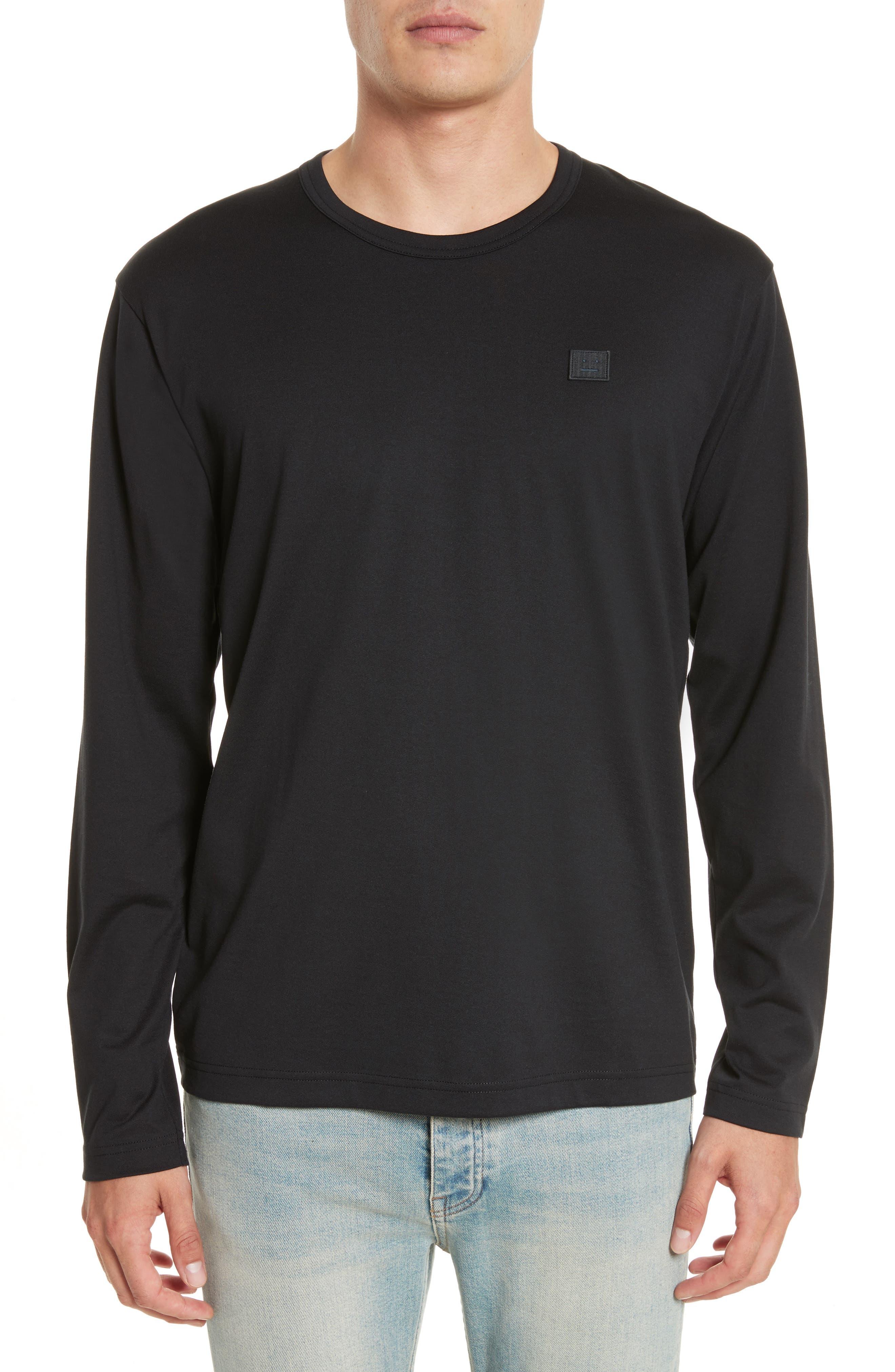 ACNE Studios Nash Face Patch T-Shirt