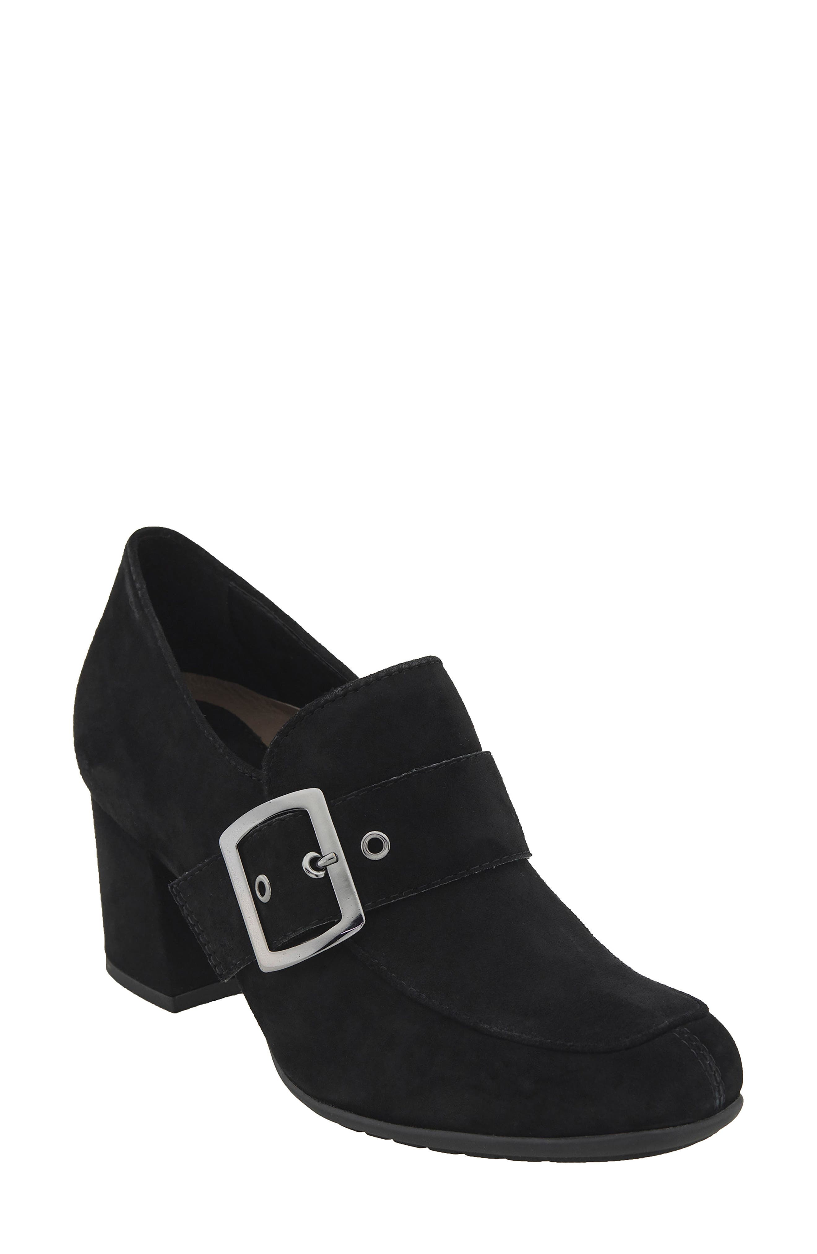 Earthies® Rhea Buckle Strap Pump (Women)