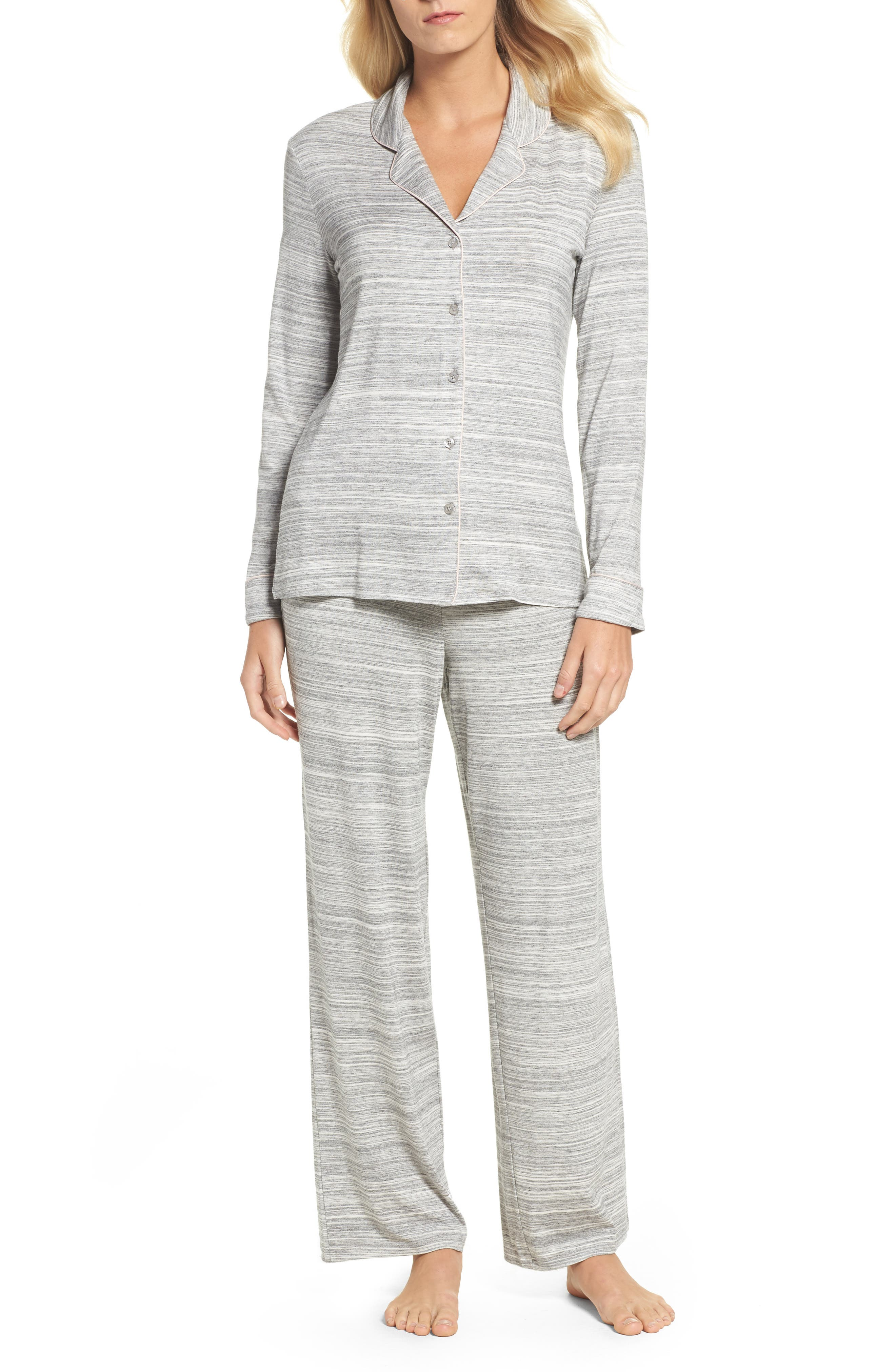 Main Image - Nordstrom Lingerie Moonlight Pajamas