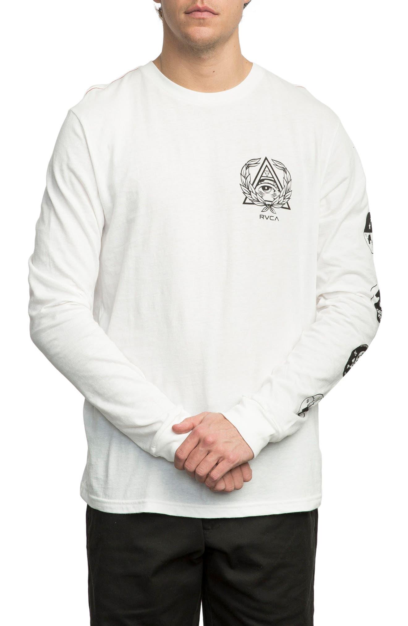 RVCA Prigus Sport Team T-Shirt