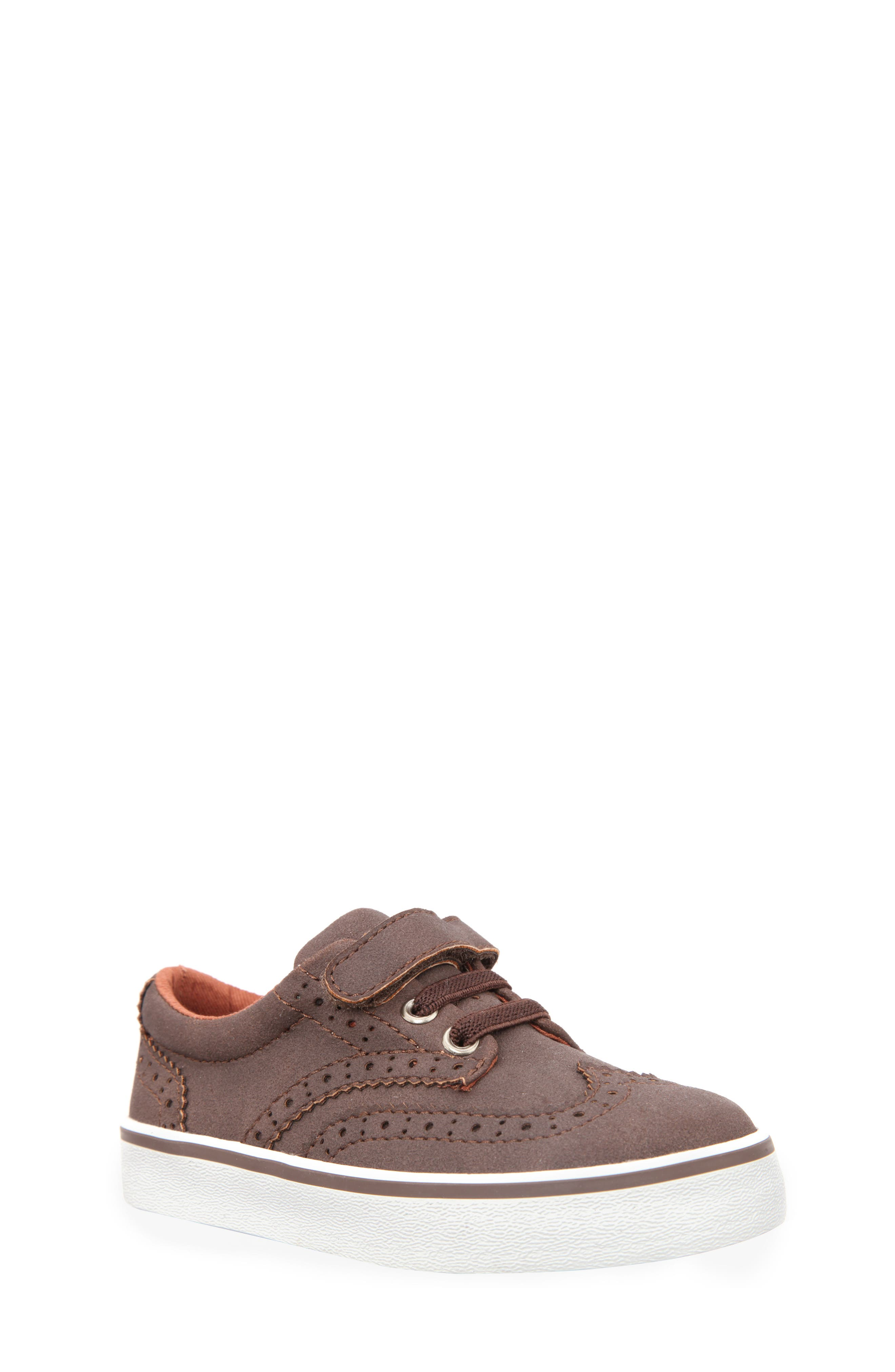 elements by Nina Joseph Wingtip Sneaker (Walker & Toddler)