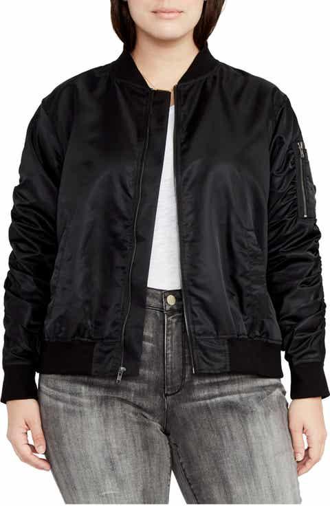 Plus-Size Coats & Jackets | Nordstrom