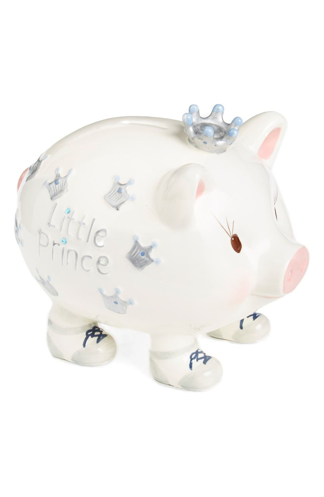 Mud Pie Ceramic Piggy Bank