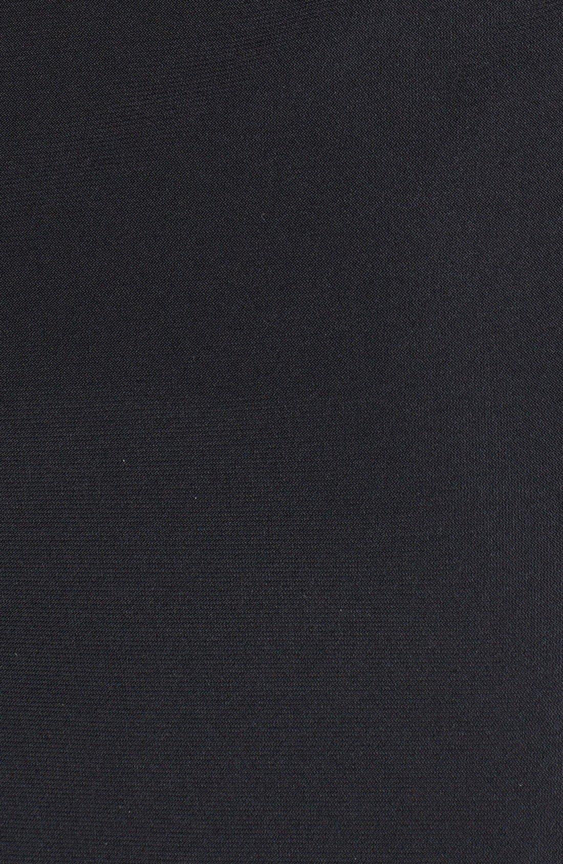 Alternate Image 4  - Eliza J Embellished Back Cutout Sheath Dress