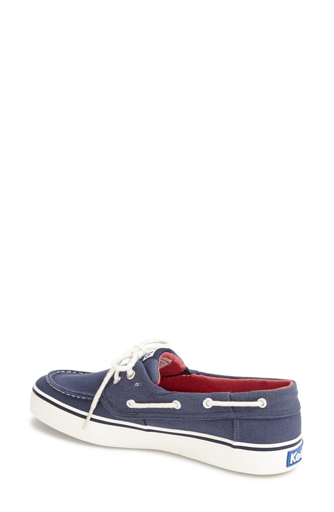 Alternate Image 2  - Keds® 'Bay Bird' Boat Shoe Sneaker (Women)