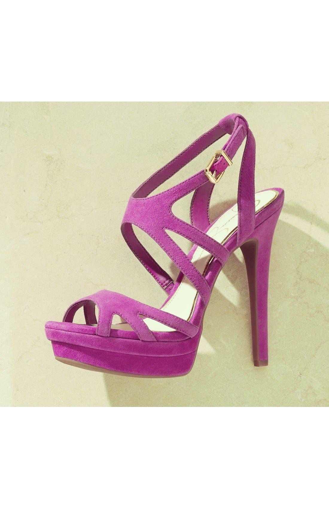 Alternate Image 5  - Jessica Simpson 'Presslie' Ankle Strap Platform Sandal (Women)
