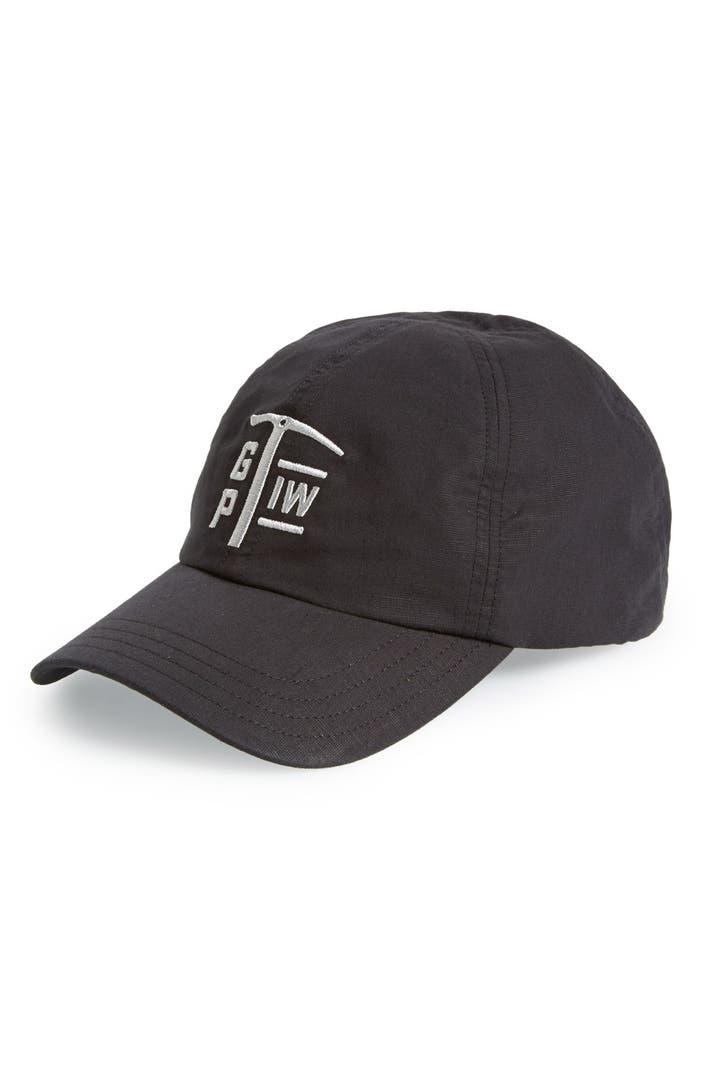 Patagonia Great Pacific Iron Works Equipment Logo Hat