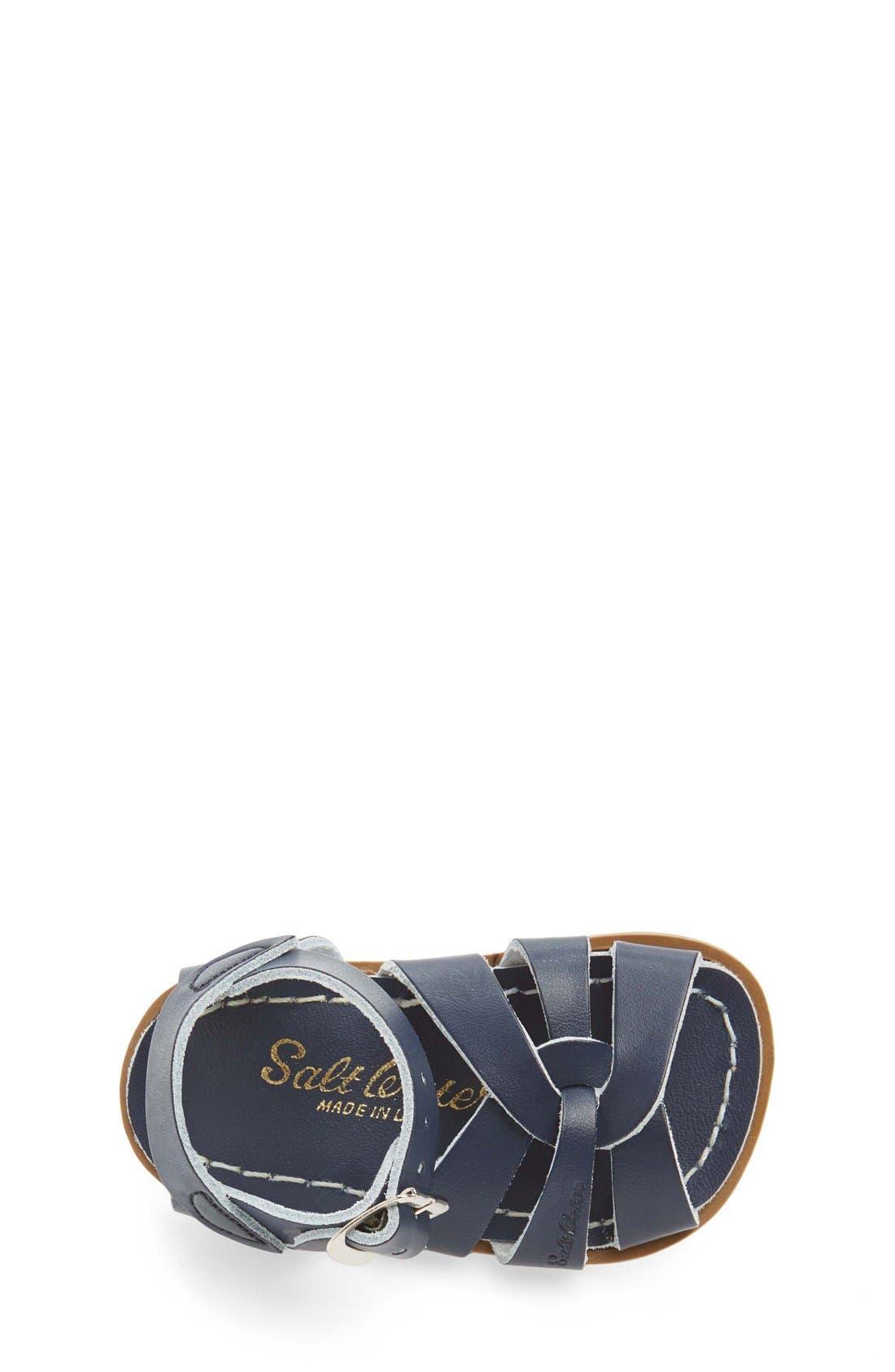 Alternate Image 3  - Salt Water Sandals by Hoy Sandal (Baby, Walker, Toddler, Little Kid & Big Kid)