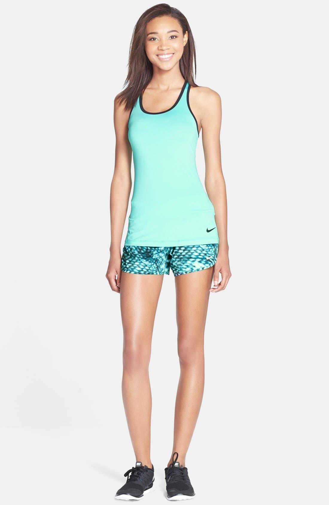 Alternate Image 3  - Nike 'Rival' Print Dri-FIT Shorts