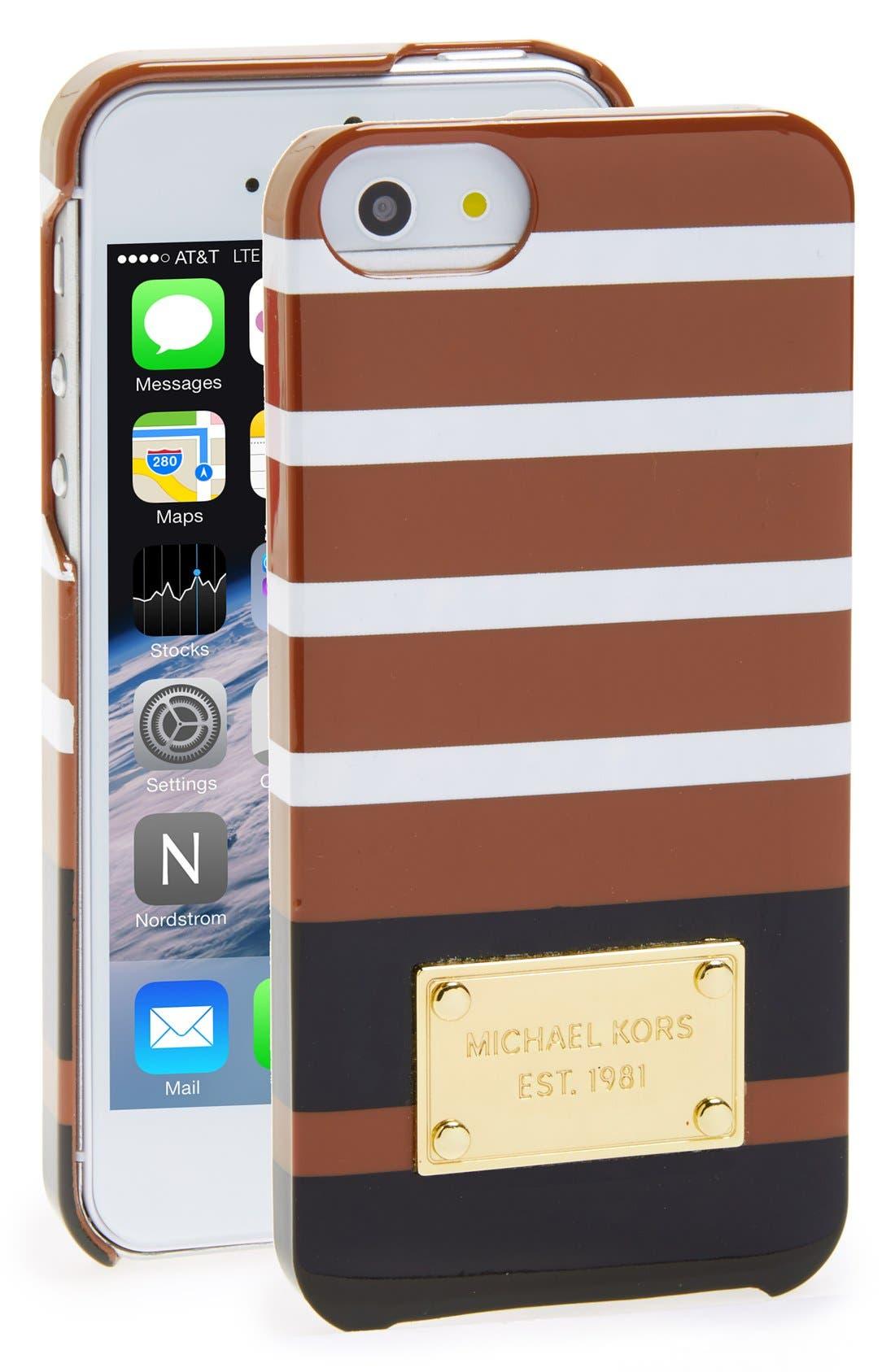 Main Image - MICHAEL Michael Kors iPhone 5 Case