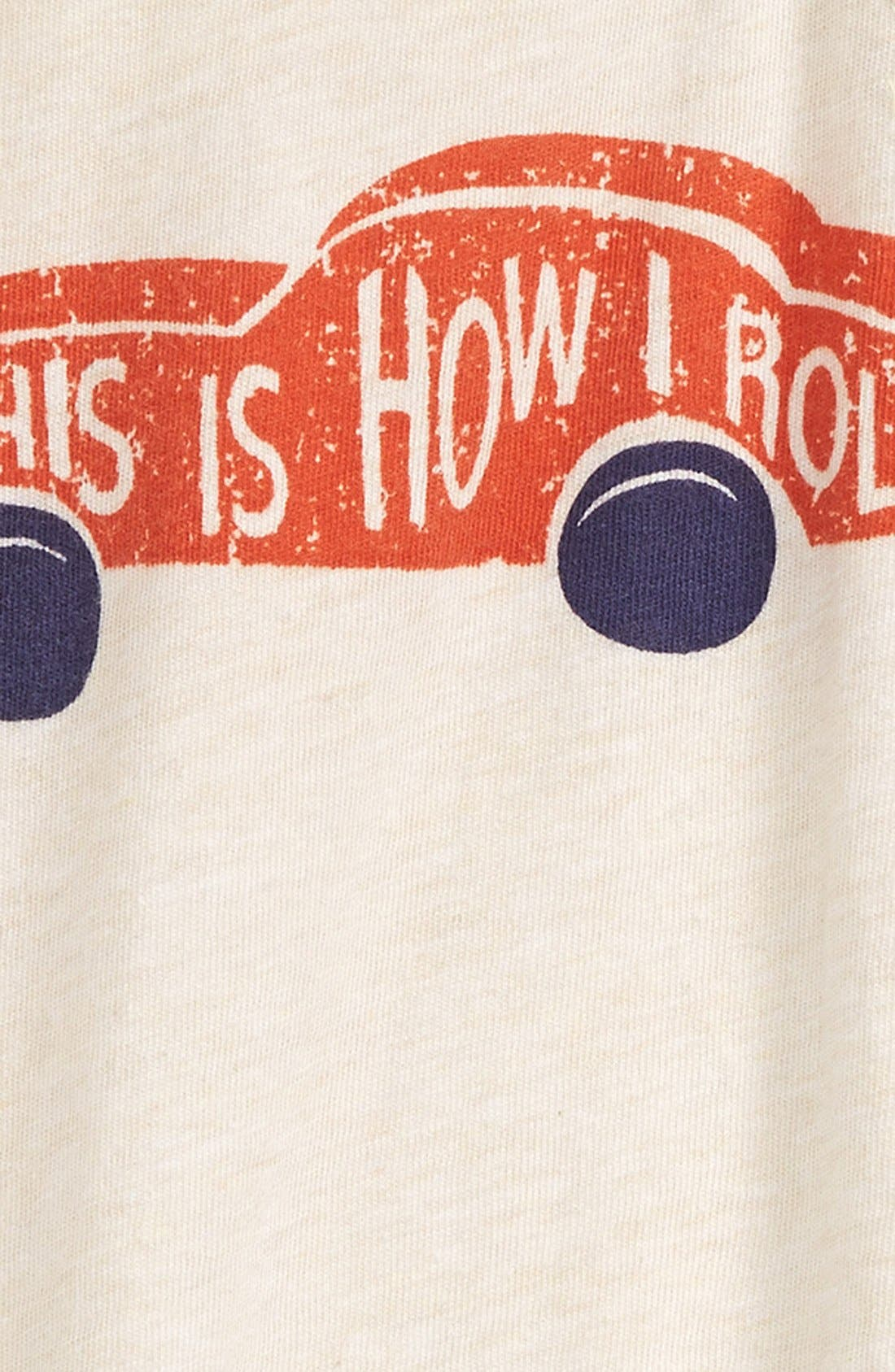 Alternate Image 2  - Tucker + Tate Graphic Long Sleeve T-Shirt (Baby Boys)
