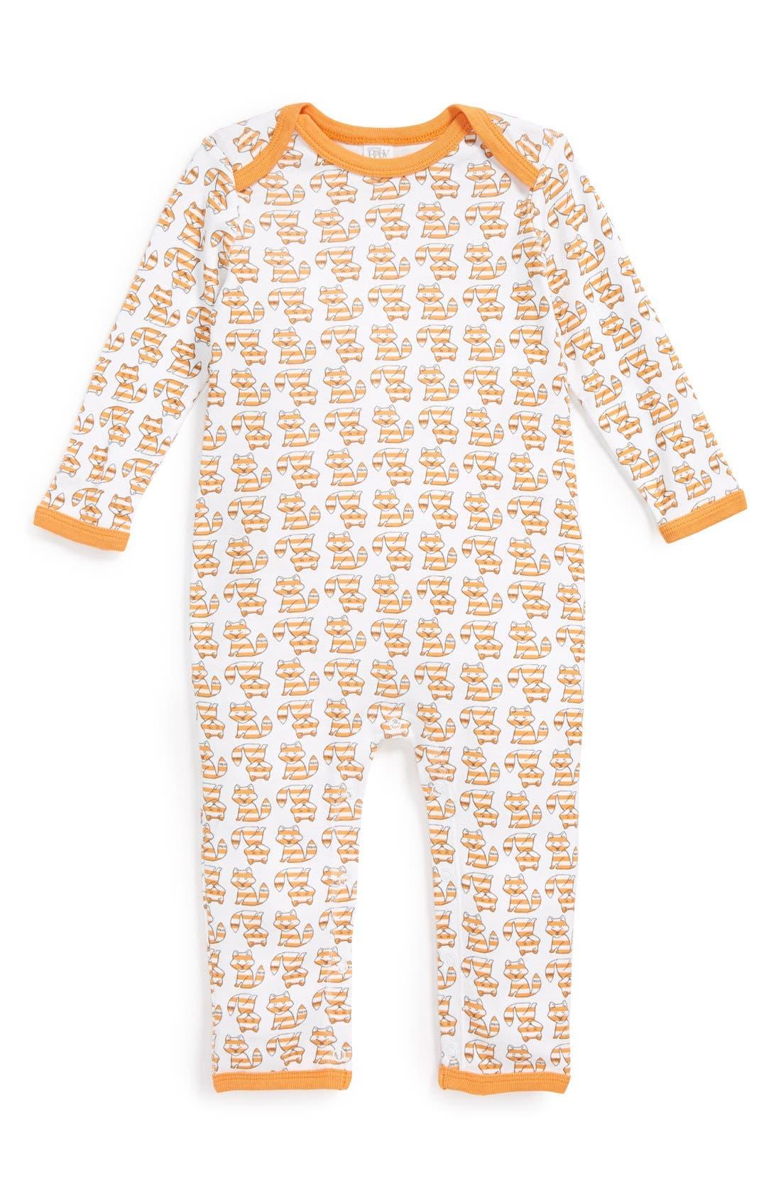 Alternate Image 1 Selected - Nordstrom Baby Print Romper (Baby Boys)