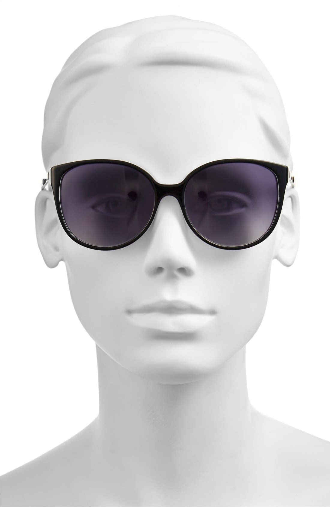 Alternate Image 2  - kate spade new york 'shawna' 56mm polarized sunglasses (Nordstrom Exclusive)