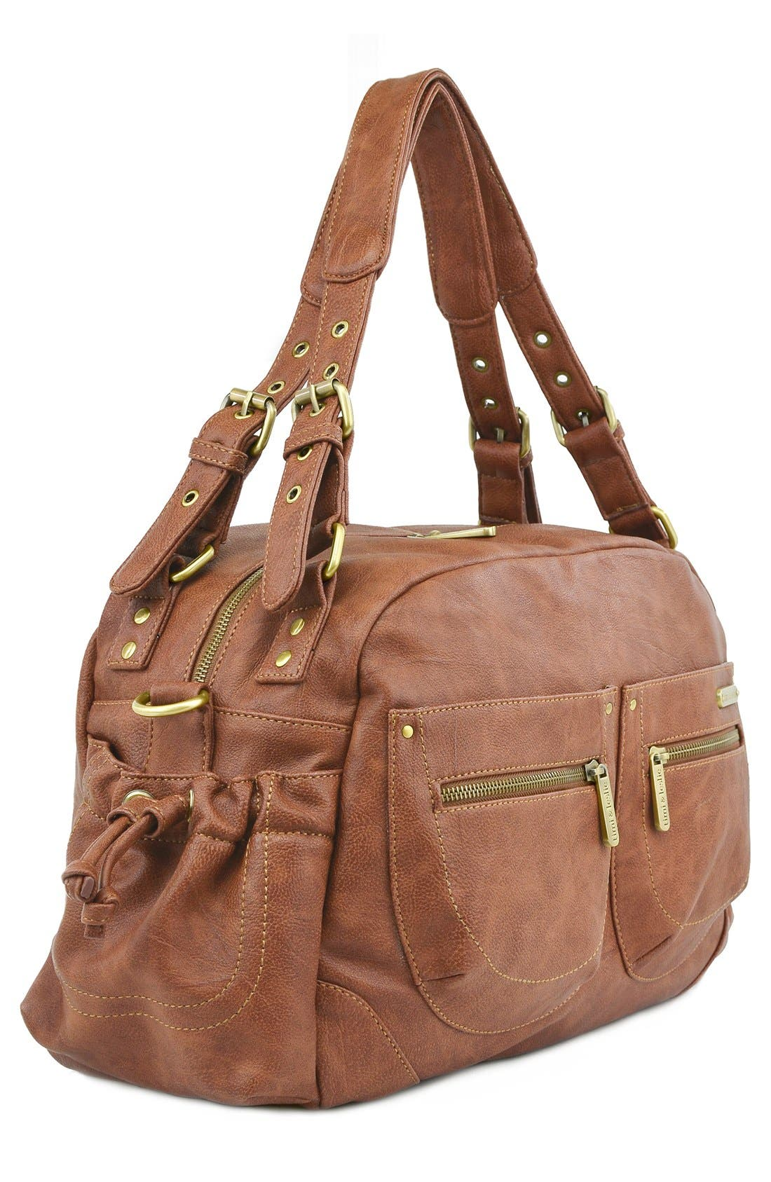 Alternate Image 4  - Timi & Leslie 'Jessica' Diaper Bag