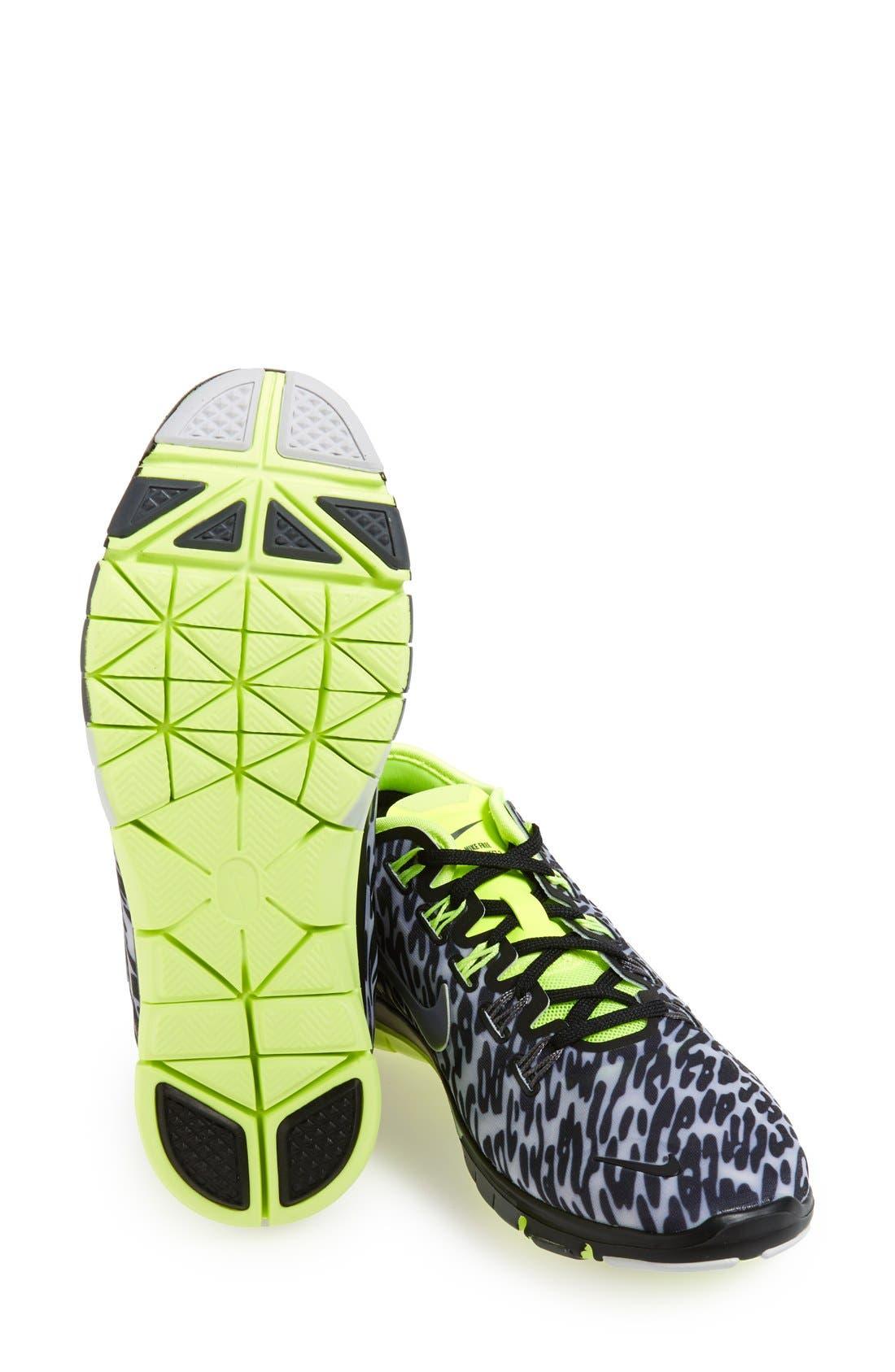 Alternate Image 5  - Nike 'Free TR Connect 2' Training Shoe (Women)