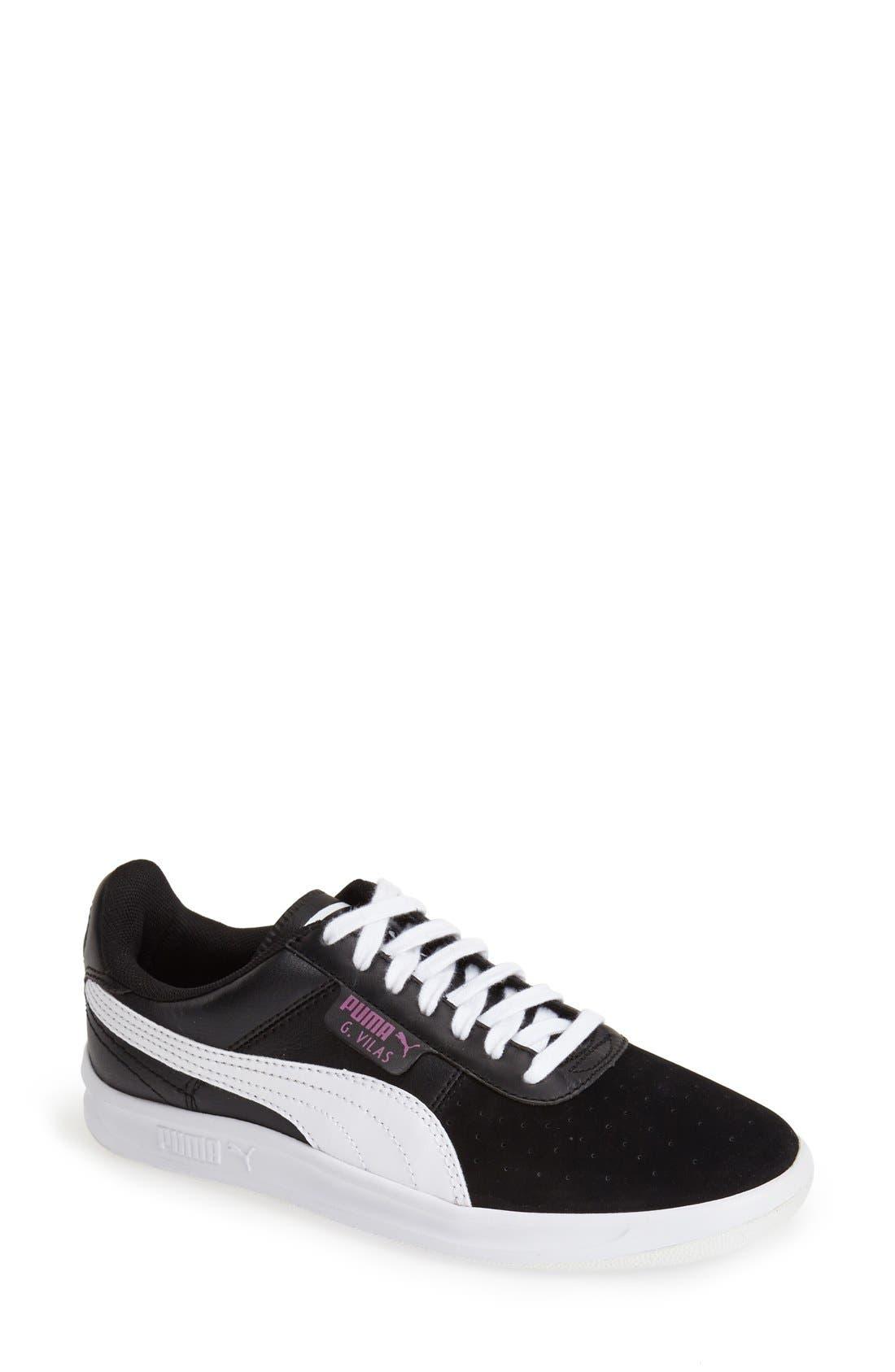 Alternate Image 1 Selected - PUMA 'G. Vilas - Basic Sport' Sneaker (Women)