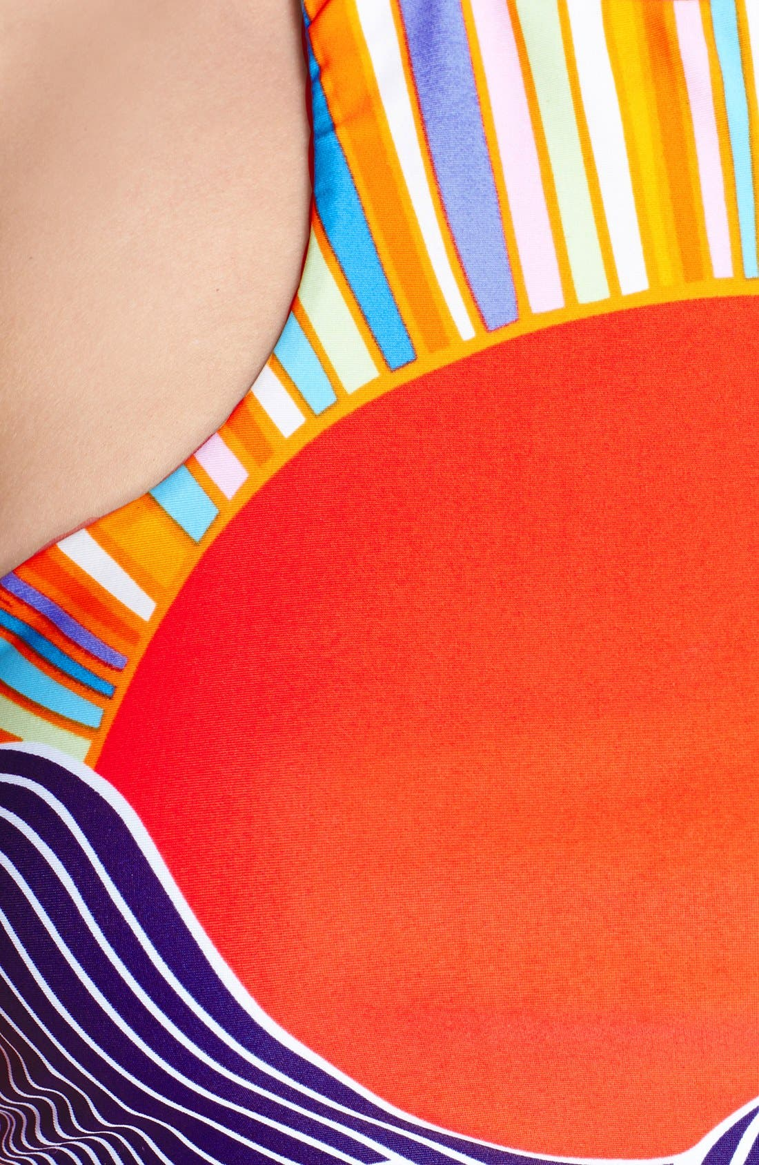 Alternate Image 5  - Mara Hoffman Reversible Racerback Bikini Top