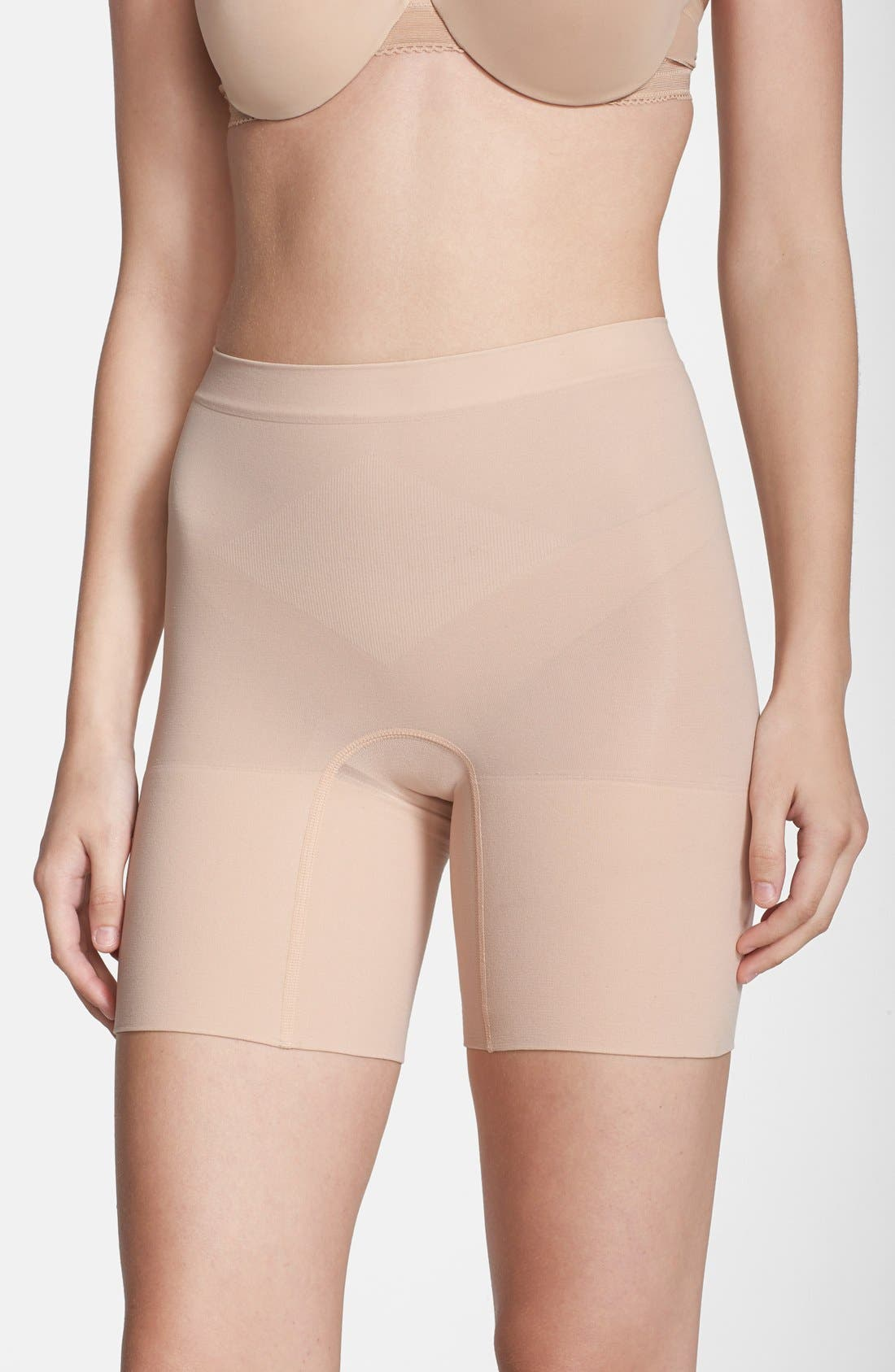 SPANX® Power Short Mid Thigh Shaper (Regular & Plus Size)