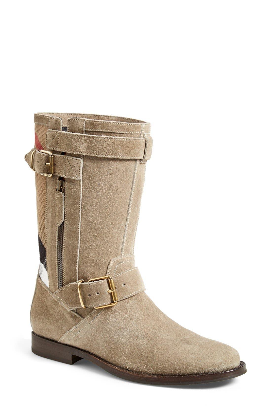 Main Image - Burberry 'Grantville' Boot