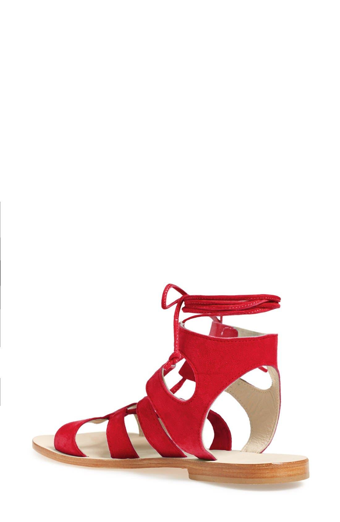 Alternate Image 4  - Cornetti 'Recommone' Gladiator Sandal (Women)