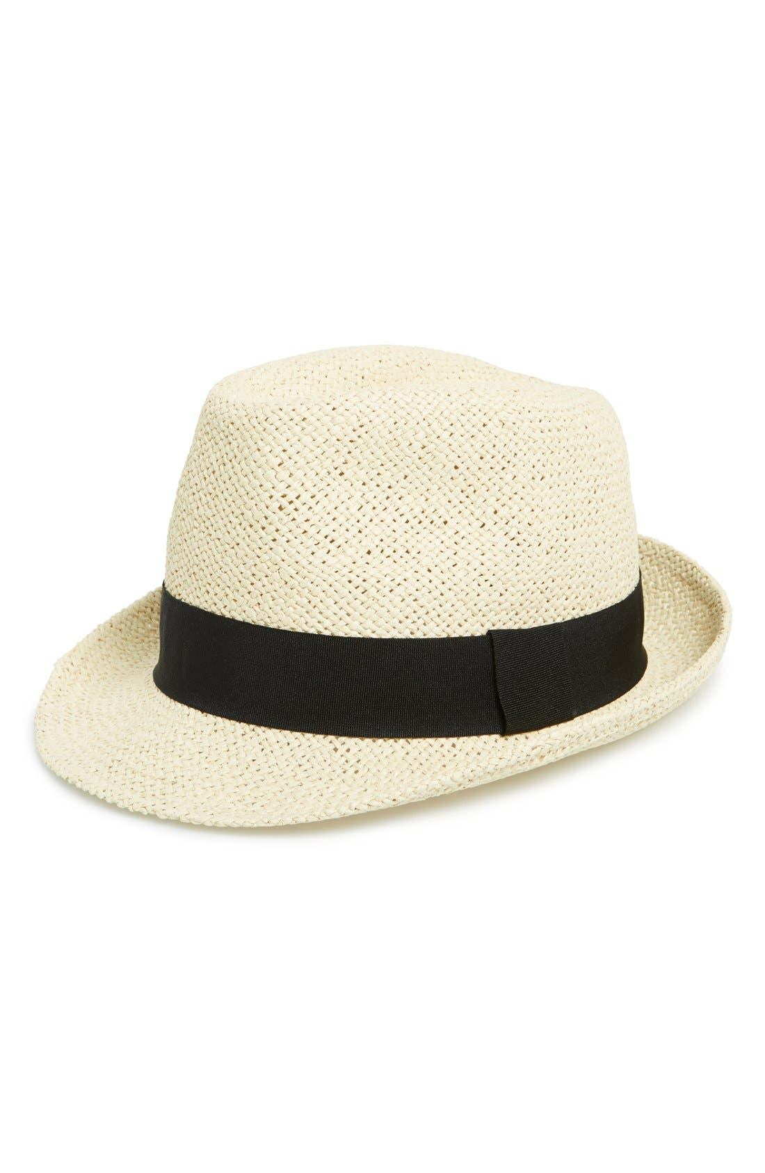 Main Image - BP. Straw Fedora