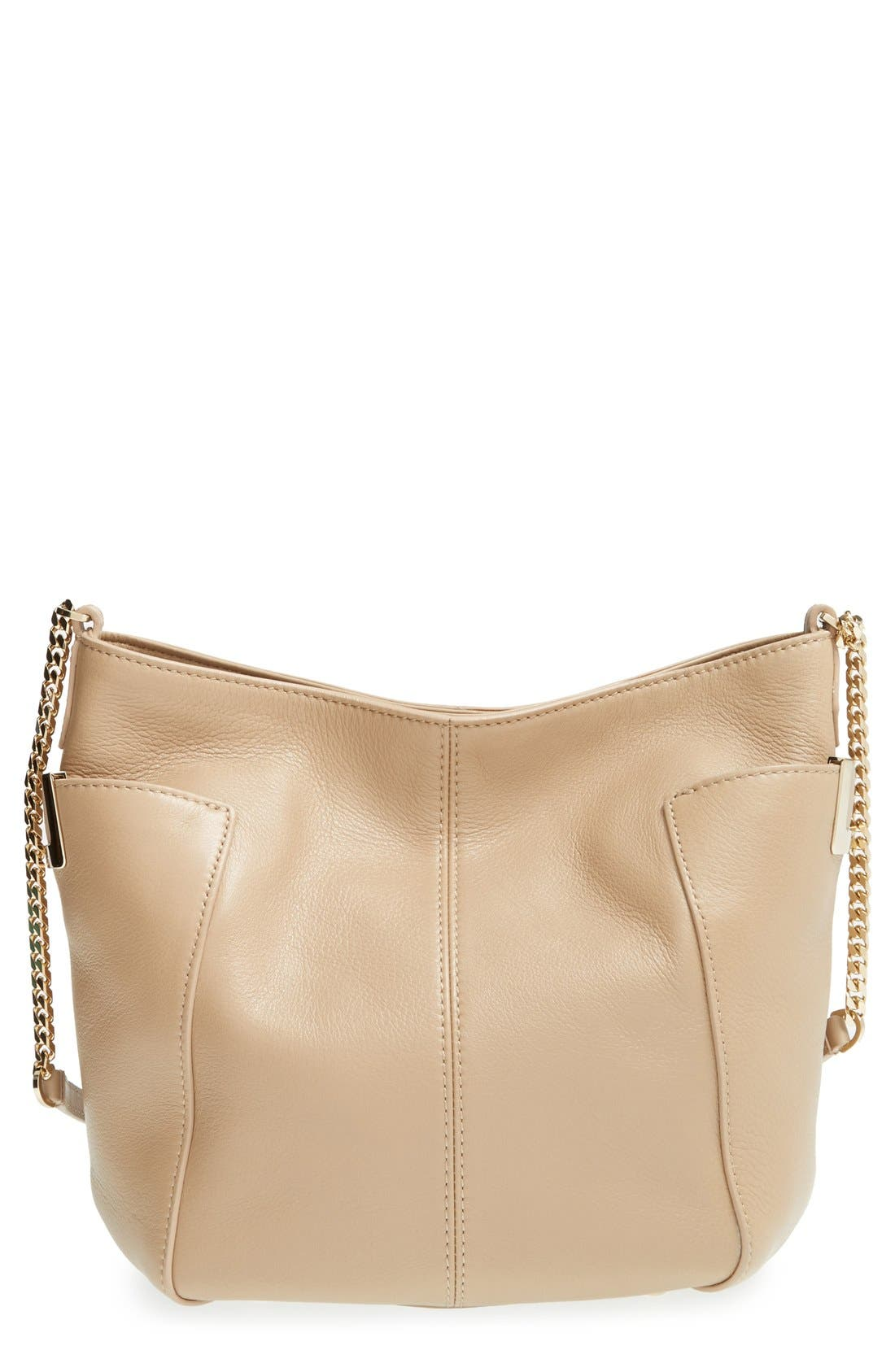 Main Image - Jimmy Choo 'Small Anabel' Leather Crossbody Bag