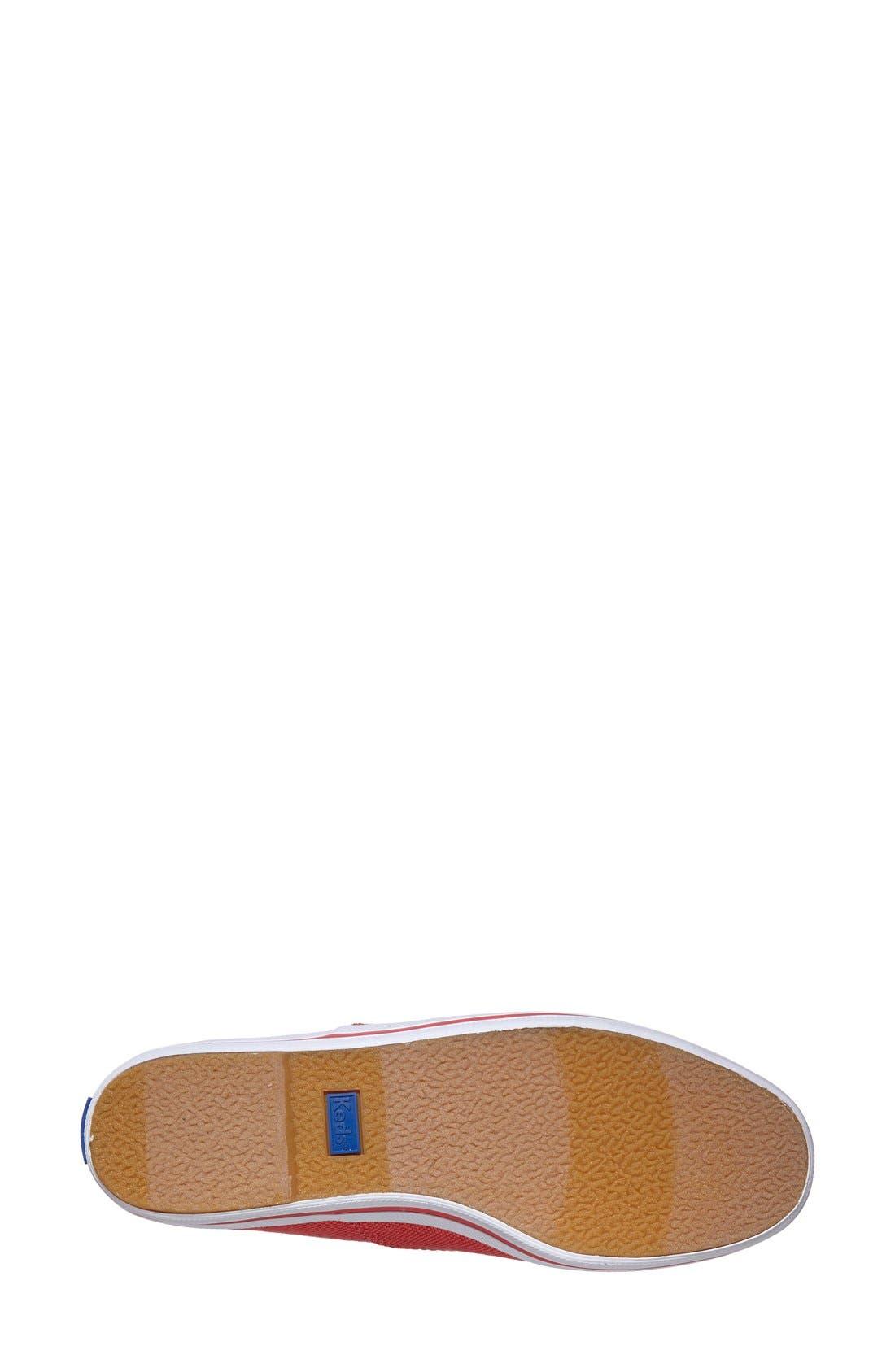 Alternate Image 3  - Keds® for kate spade new york 'boho' sneaker