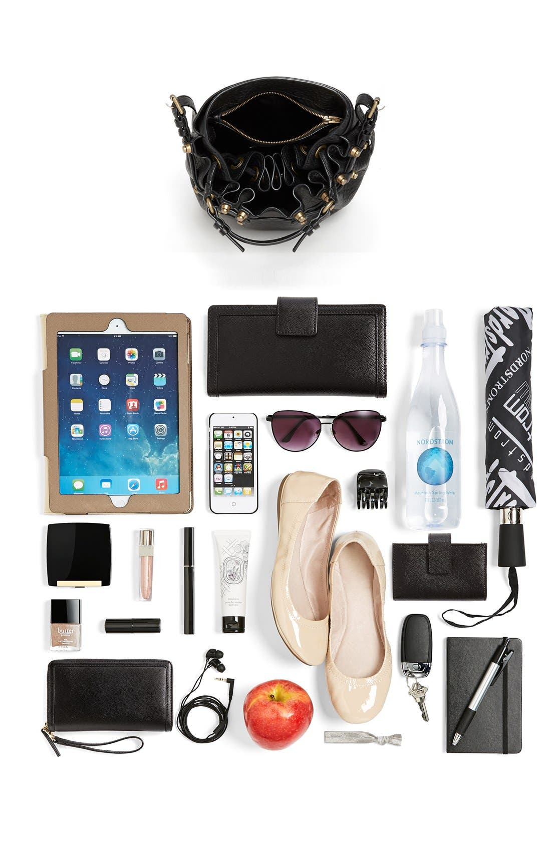 Alternate Image 7  - Alexander Wang 'Diego' Leather Bucket Bag