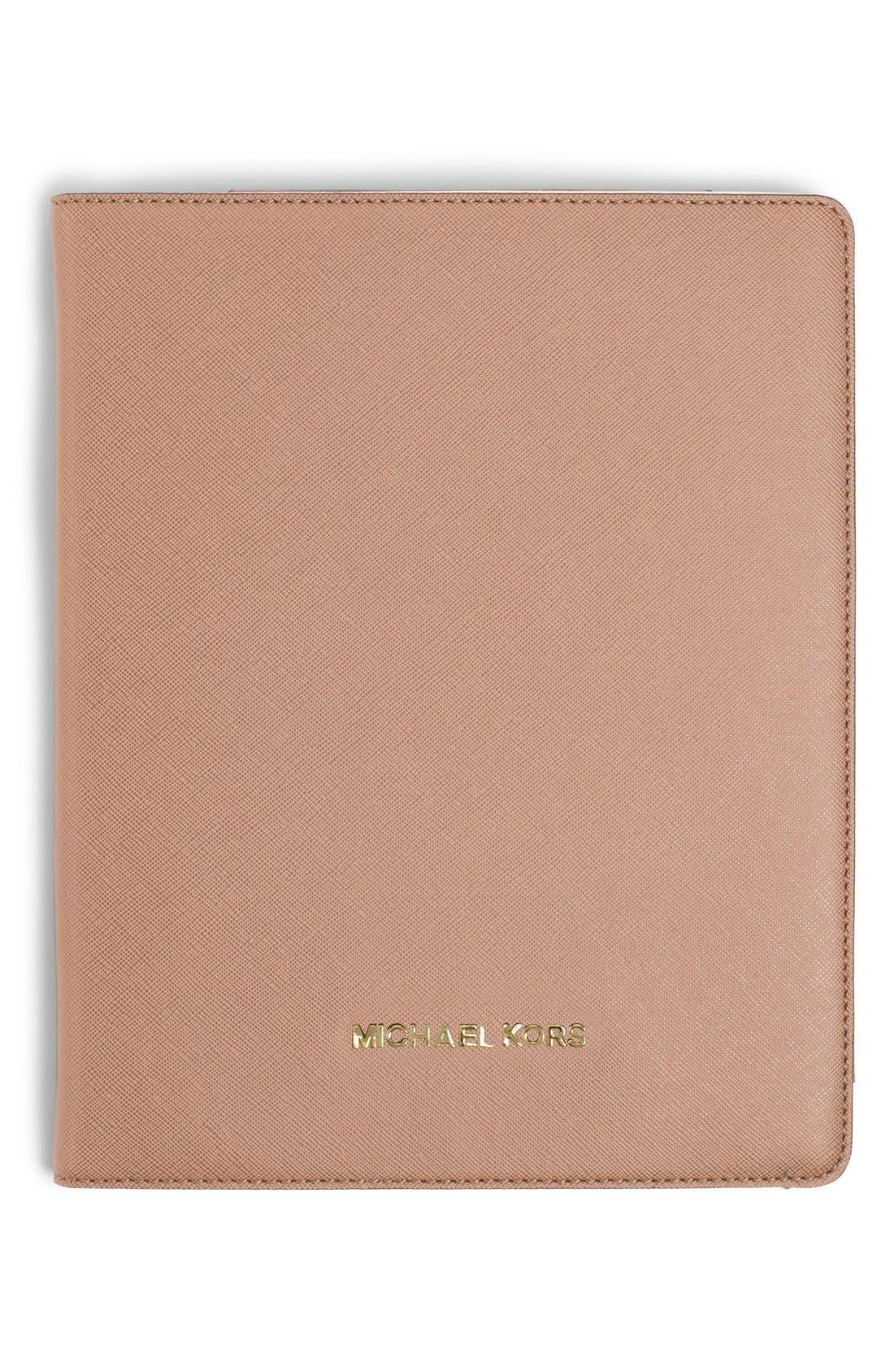 Alternate Image 1 Selected - MICHAEL Michael Kors iPad Air Case