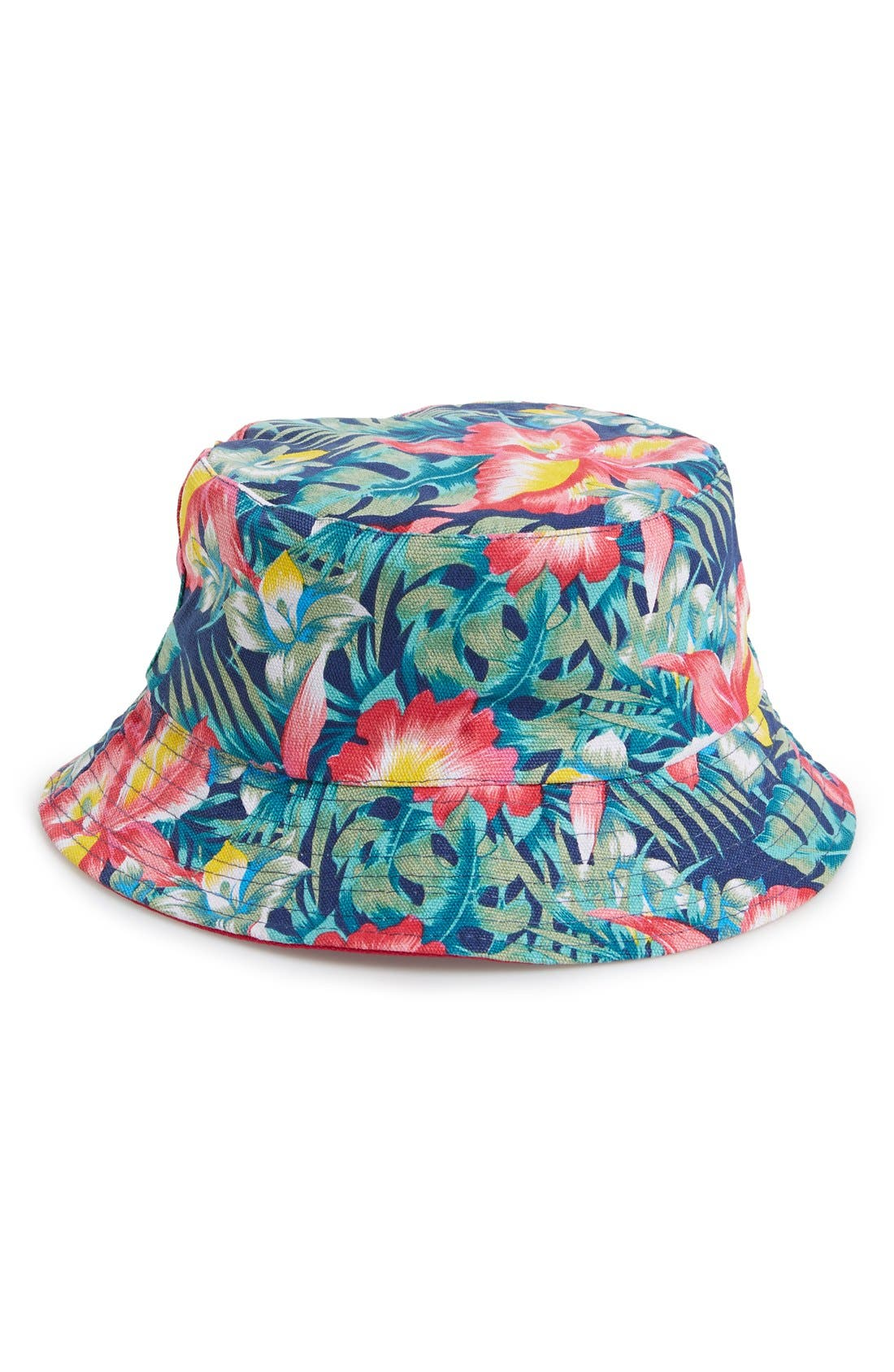 Alternate Image 1 Selected - Amici Accessories Reversible Bucket Hat