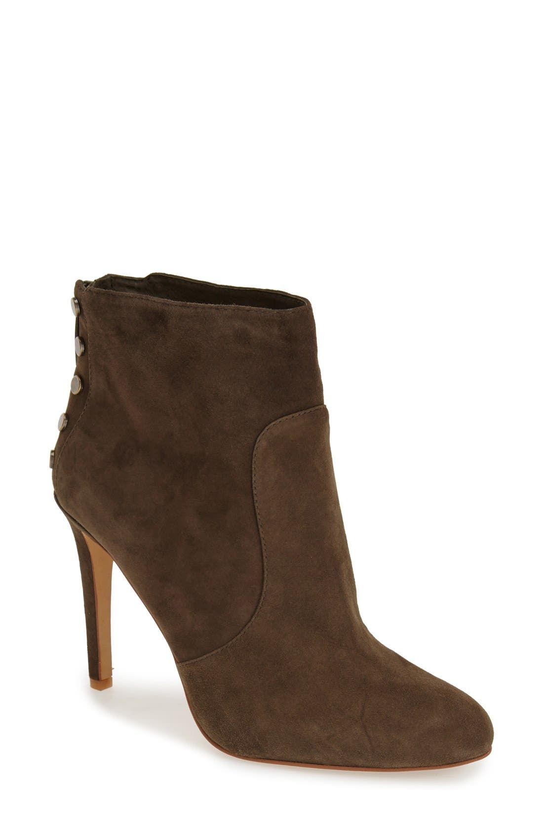 Alternate Image 1 Selected - Vince Camuto 'Bustell' Studded Bootie (Women)