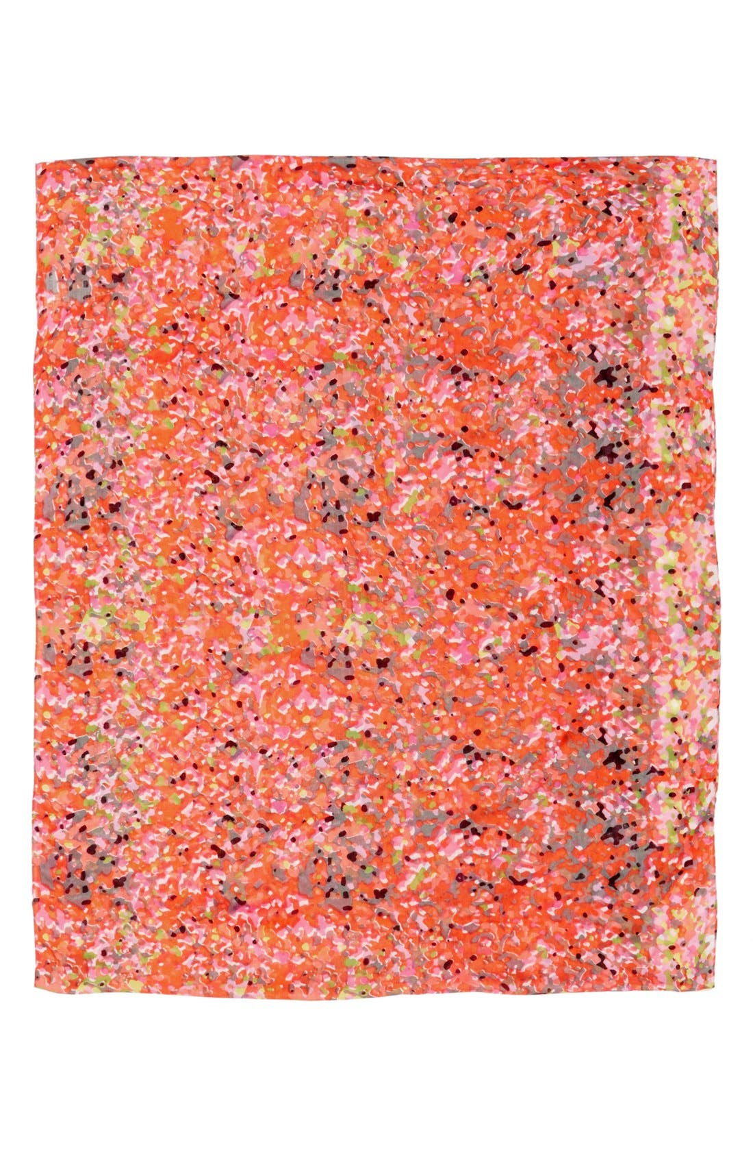 Alternate Image 2  - Sole Society Dot Print Infinity Scarf