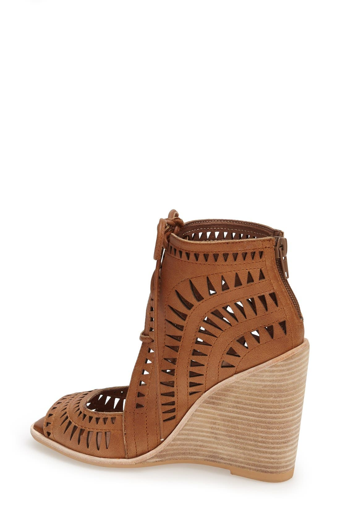Alternate Image 2  - Jeffrey Campbell 'Rodillo-Hi' Wedge Sandal (Women)