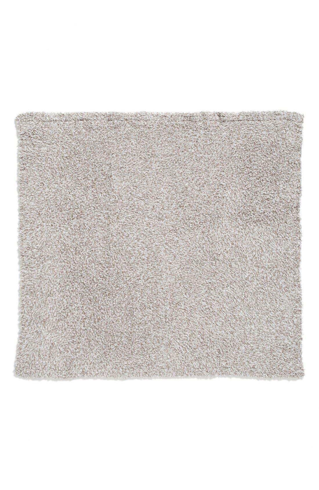 Alternate Image 2  - Barefoot Dreams® CozyChic® Heathered Blanket (Baby)(Nordstrom Exclusive)